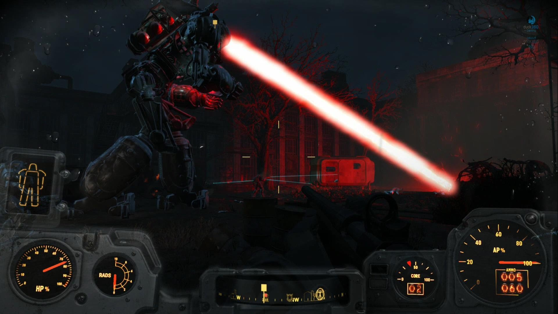 Res: 1920x1080, Fallout 4: Liberty Prime + Brotherhood of Steel Ending(PS4/1080p/No  Commentary) - YouTube