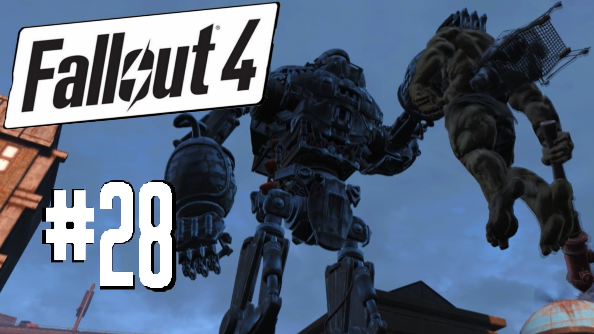 Res: 1920x1080, LIBERTY PRIME Vs BEHEMOTH – Fallout 35 PC Gameplay Part 35 – YouTube – Liberty  Prime Quotes