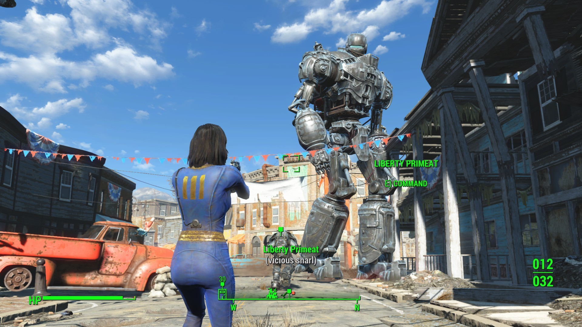 Res: 1920x1080, Liberty Primeat – DESTROY ALL RED CHINESE INVADER for FO4