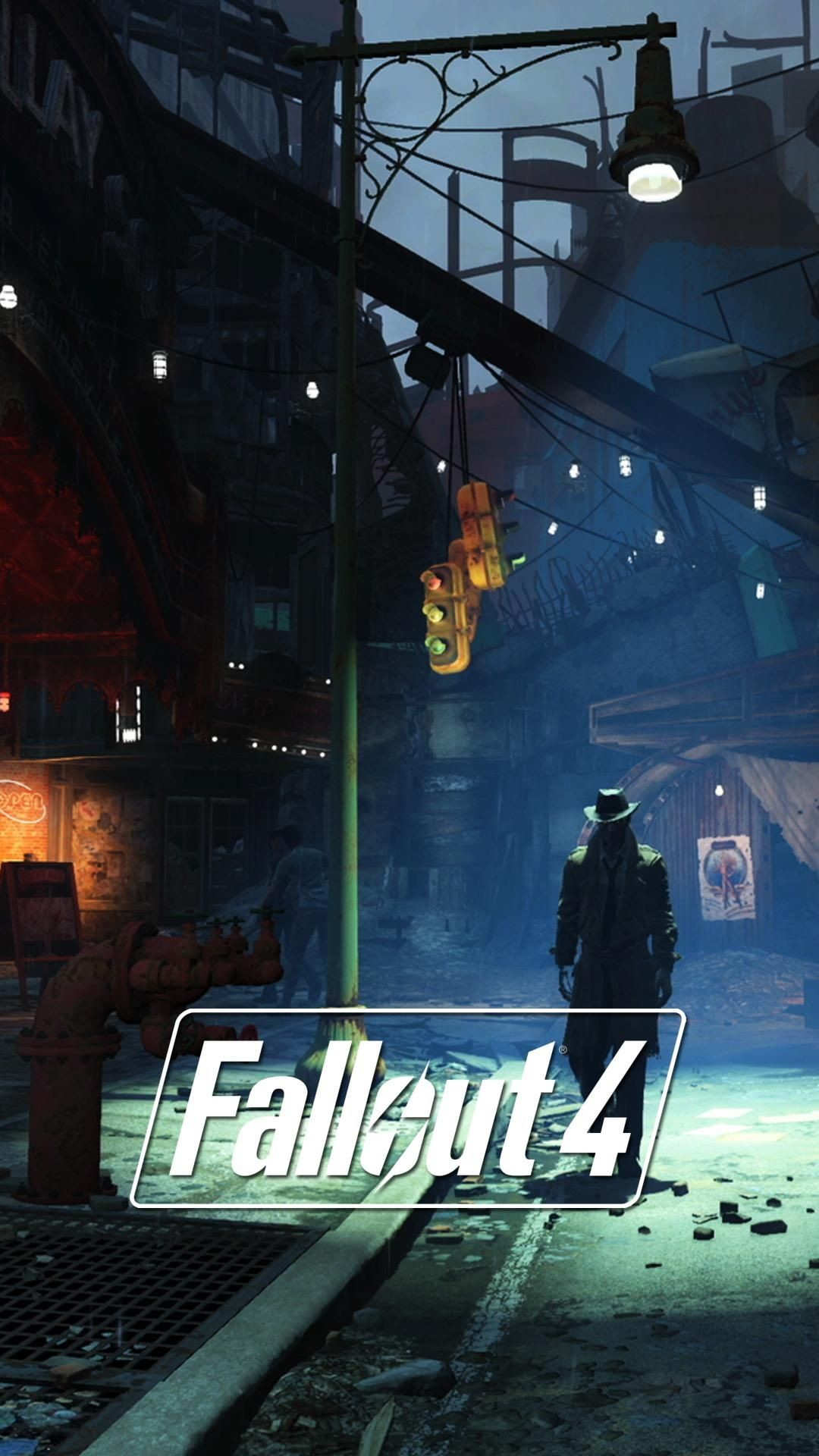 Res: 1080x1920, I made some Fallout 4 lock screen wallpapers from E3 stills - Album on Imgur