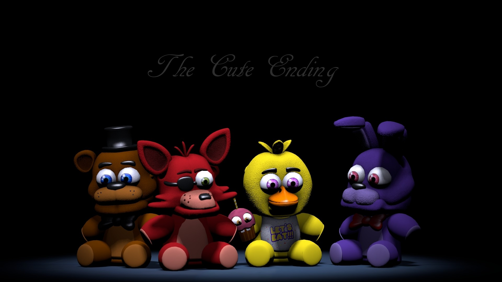 Res: 1920x1080, FNAF The cute ending by JoshyGamer201X FNAF The cute ending by  JoshyGamer201X