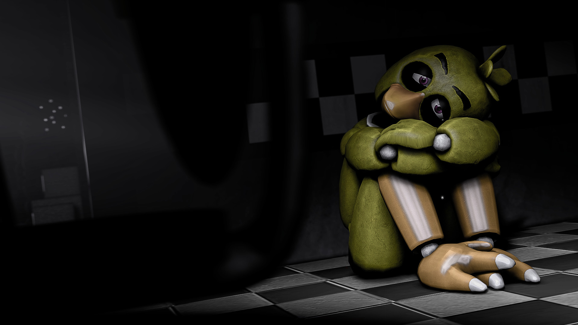 Res: 1920x1080,  Now I live with regret (SFM Wallpaper) by gold94chica on  DeviantArt