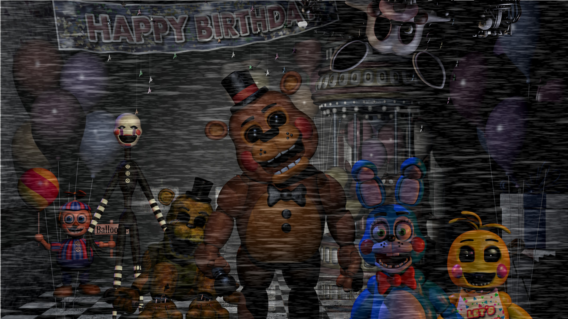 Res: 1920x1080, FNAF 2-4 Wallpapers! - Album on Imgur