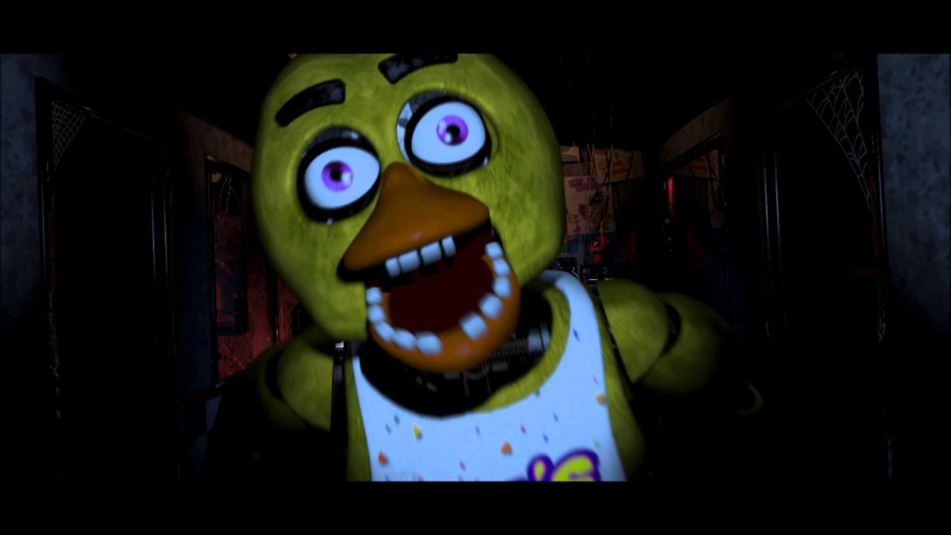 Res: 1920x1080, Five Nights at Freddy's Who is the girlfriend of the foxy?