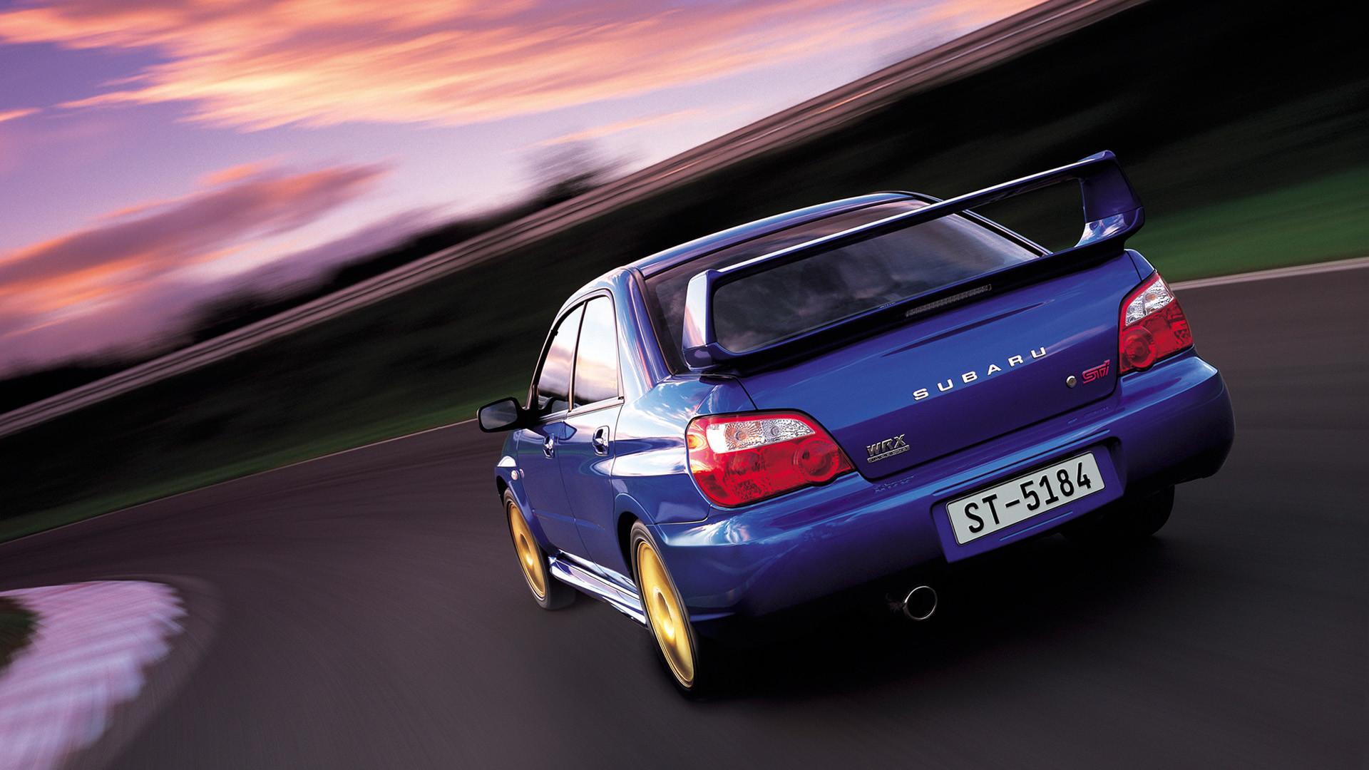 Res: 1920x1080, 2004 Subaru Impreza WRX STI picture