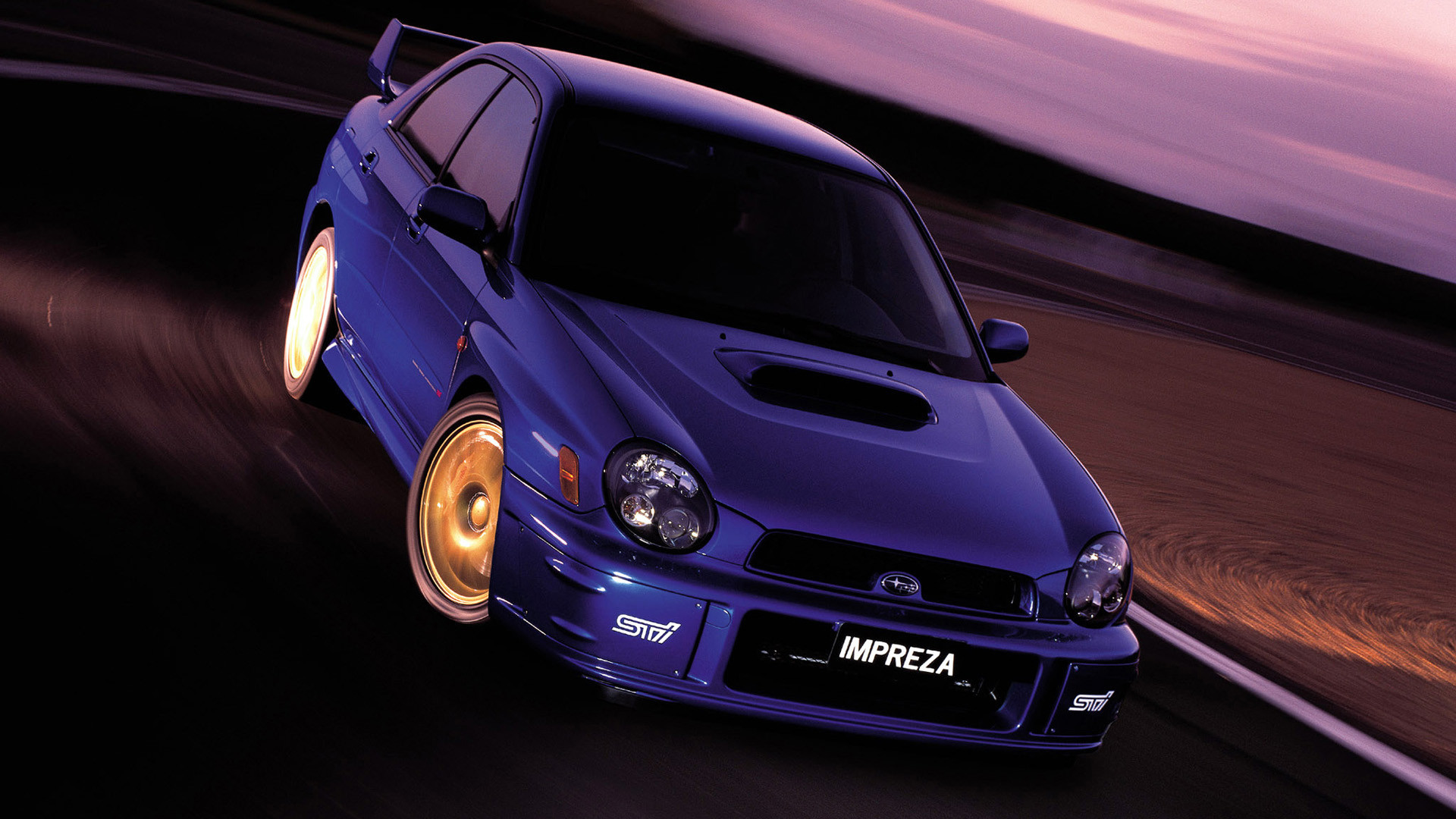 Res: 1920x1080, 2002 Subaru Impreza WRX STI picture