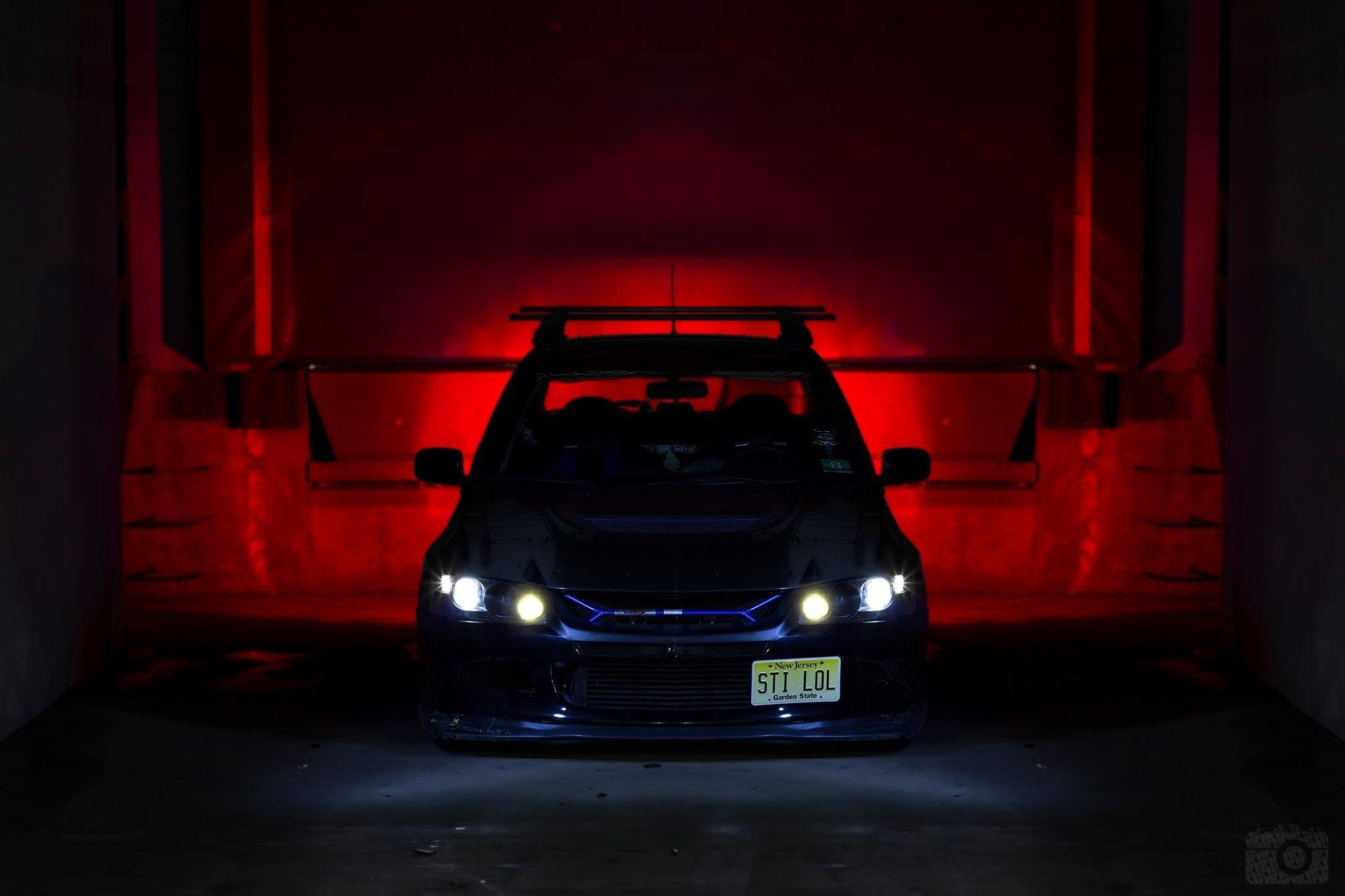 Res: 2048x1365, Vehicles - Mitsubishi Evolution IX Wallpaper