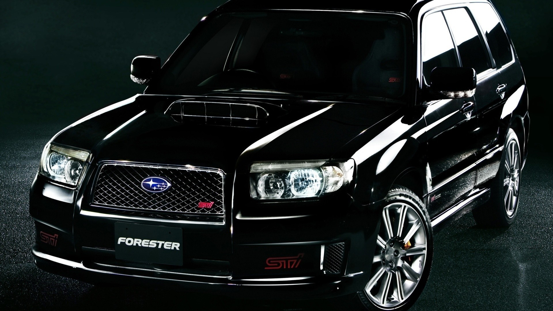 Res: 1920x1080, 2005 Subaru Forester STI Wallpapers HD Images - WSupercars | Best Games  Wallpapers | Pinterest |