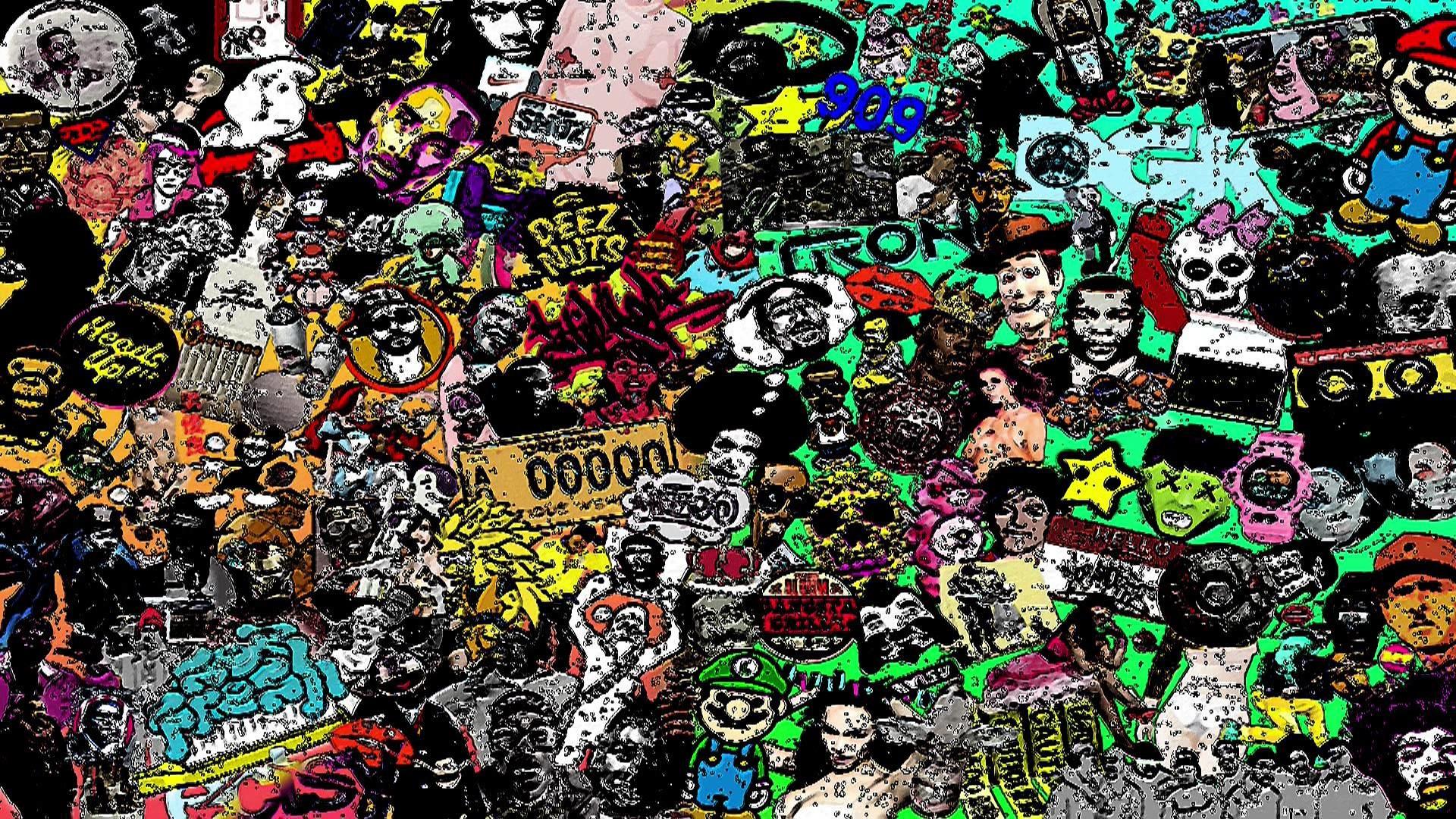 Res: 1920x1080, Acid Trip Backgrounds - Wallpaper Cave