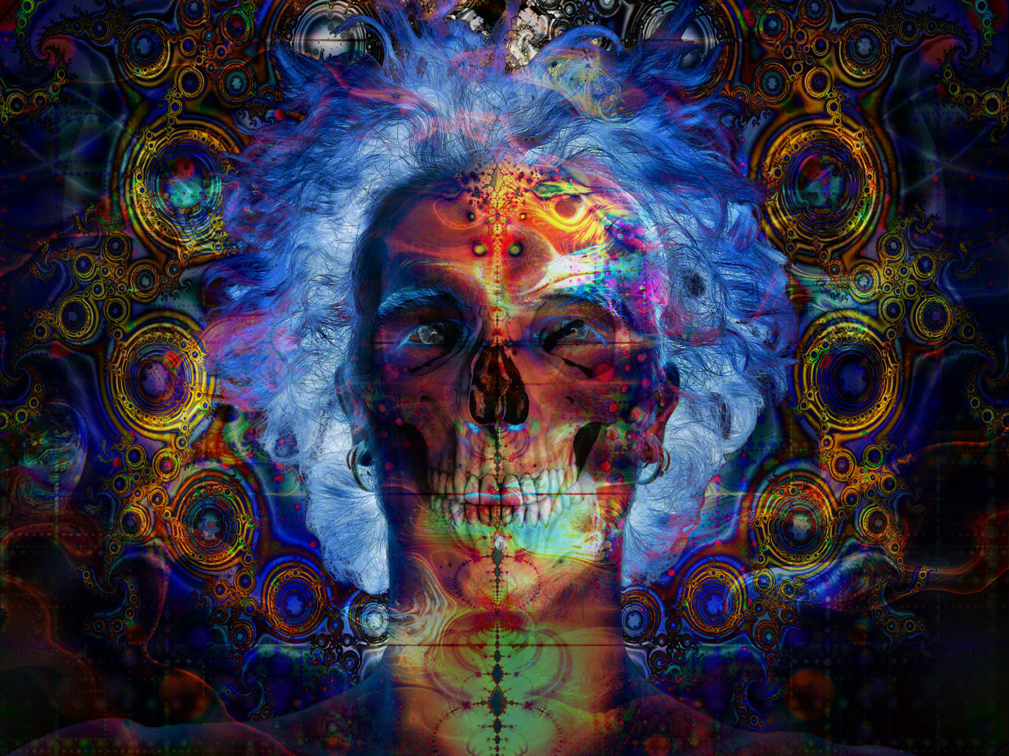 Res: 1973x1480, HD Wallpaper | Background Image ID:236140.  Artistic Psychedelic
