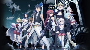 Trinity Seven wallpapers