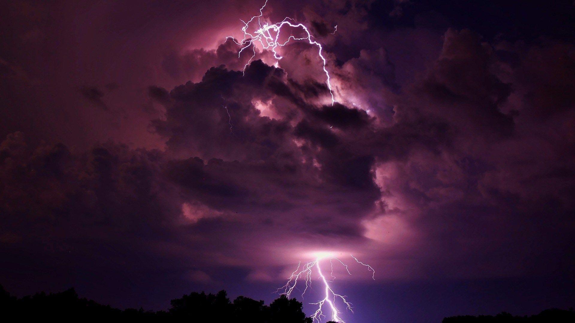 Res: 1920x1080, free high resolution wallpaper lightning (Wentworth Jones )