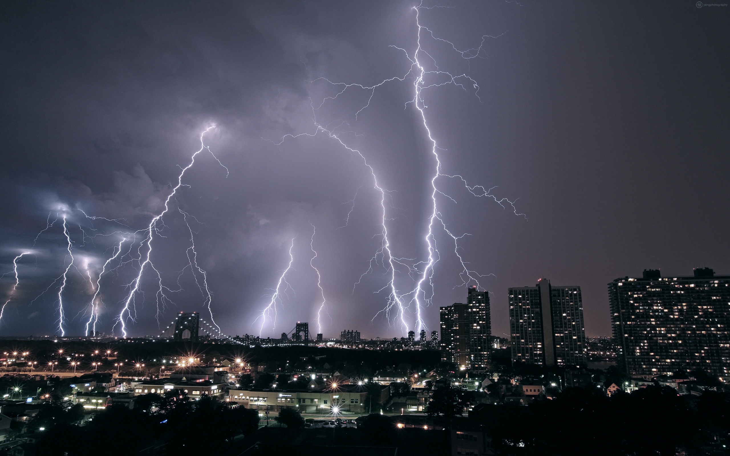 Res: 2560x1600, 30+ Wonderful Lightning Wallpapers HD Free Download - HD Wallpapers