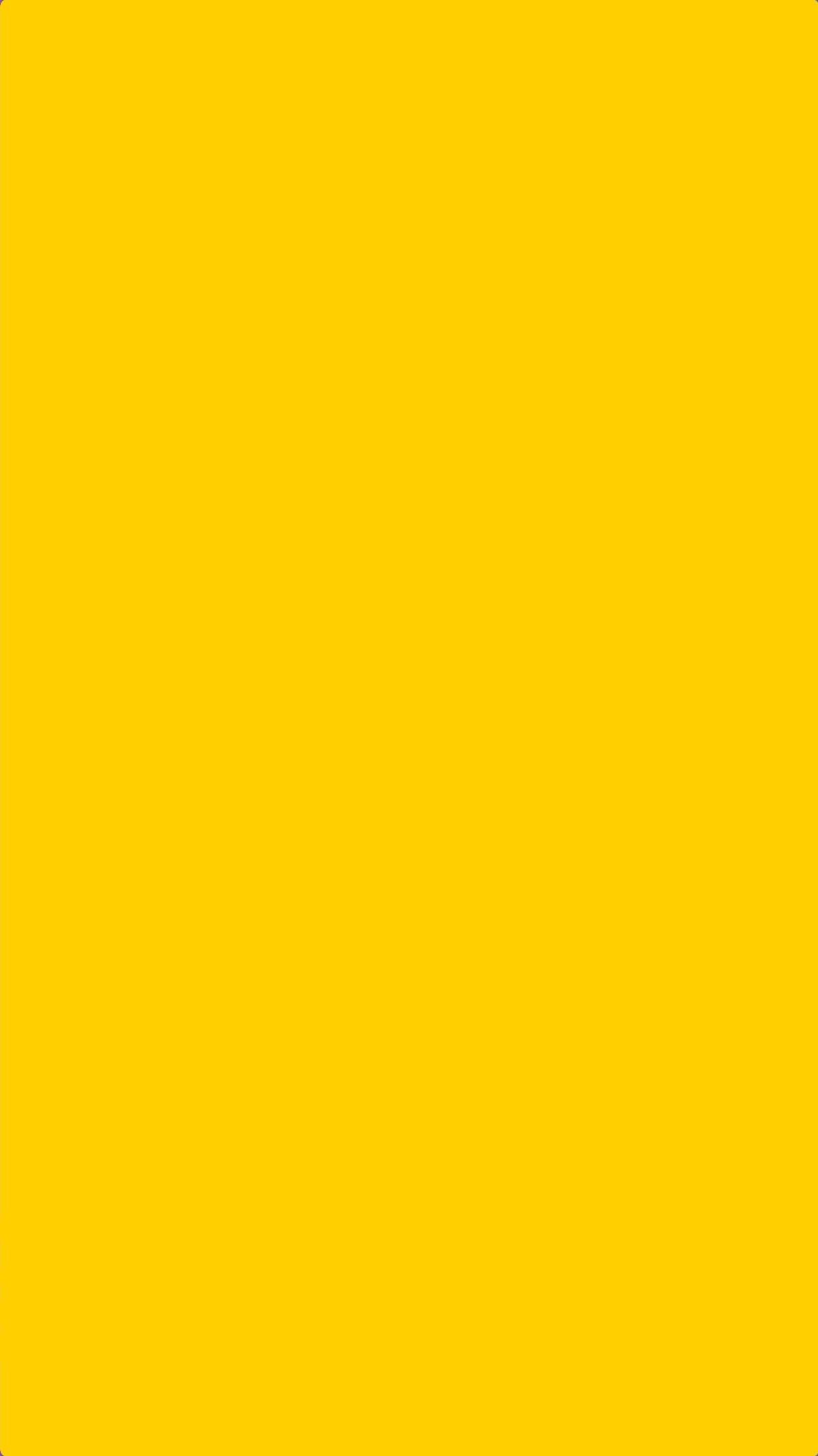 Res: 1242x2208, Solid Orange Color iPhone