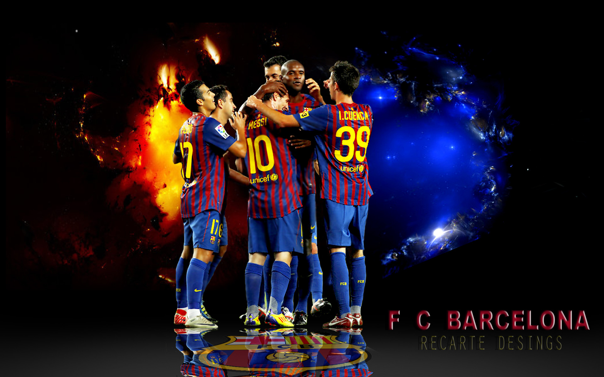Res: 1920x1200, Bild: FC Barcelona wallpapers and stock photos. Â«