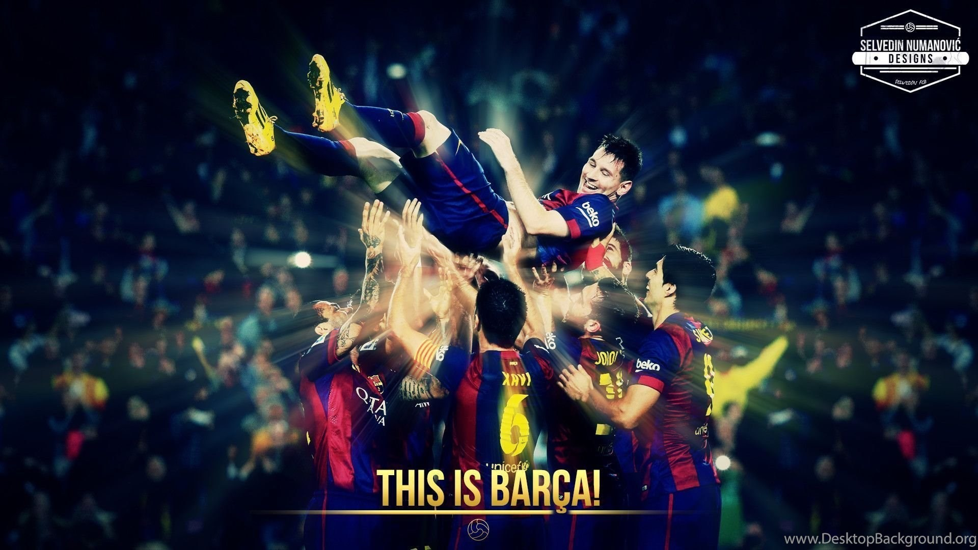 Res: 1920x1080, FC Barcelona Wallpapers 2015 Wallpapers Cave