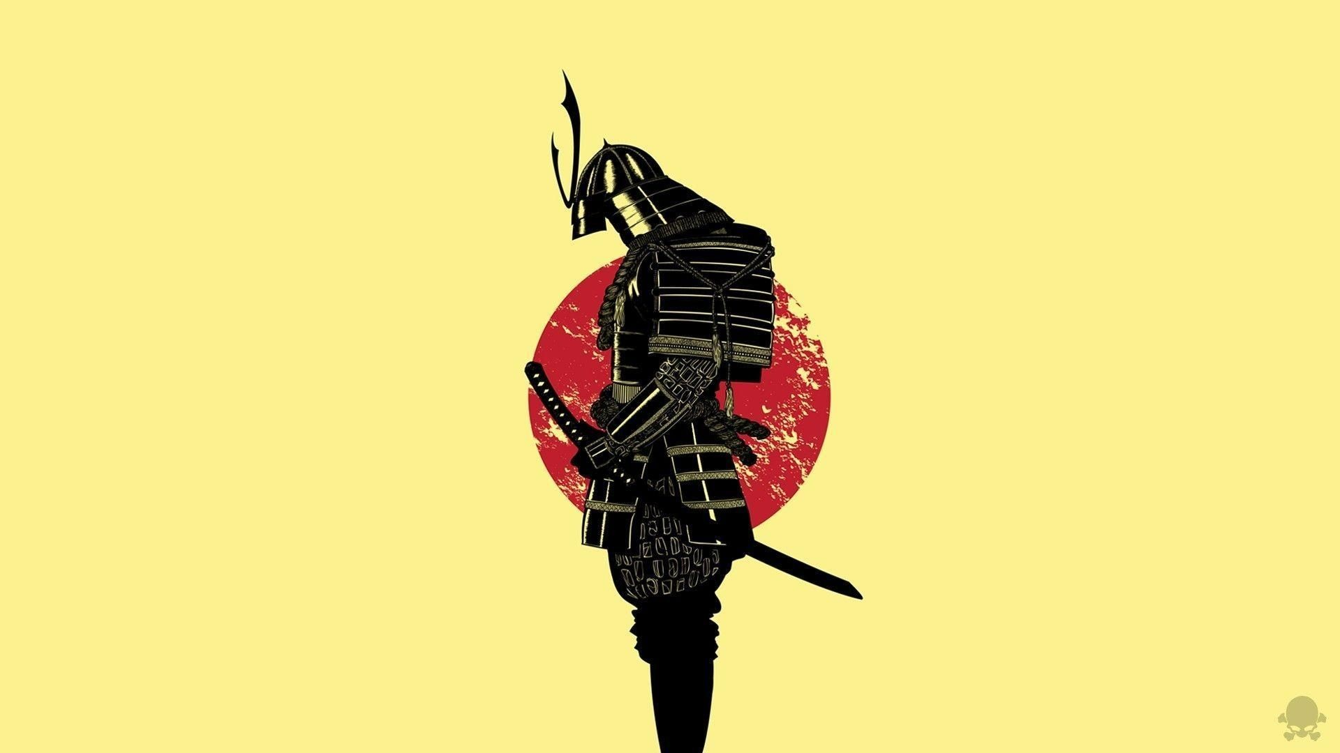 Res: 1920x1080, Japanese Art Samurai Girl | Wallpapers Samurai - Wallpaper Cave