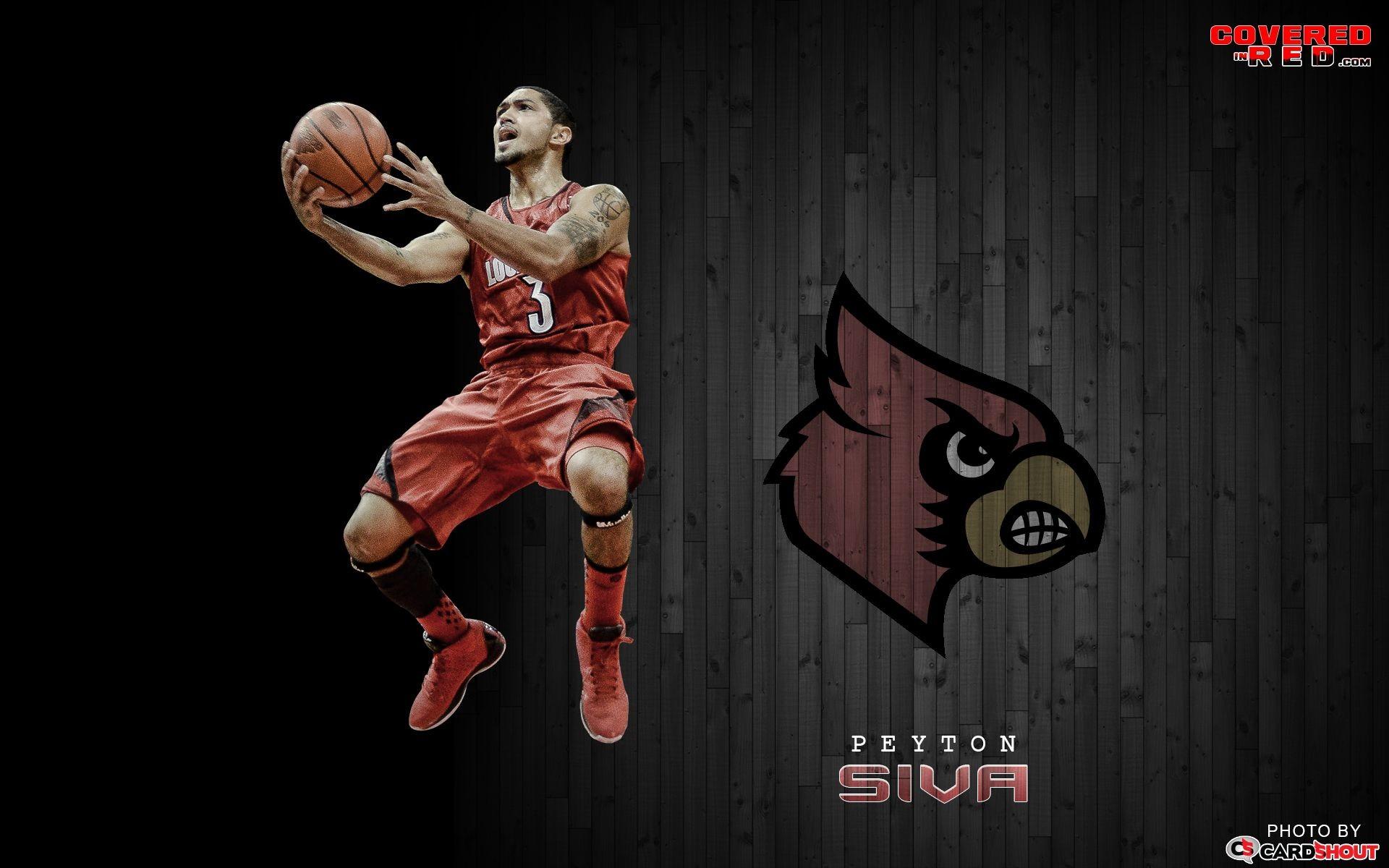 Res: 1920x1200, Jestingstock.com Louisville Basketball Wallpaper