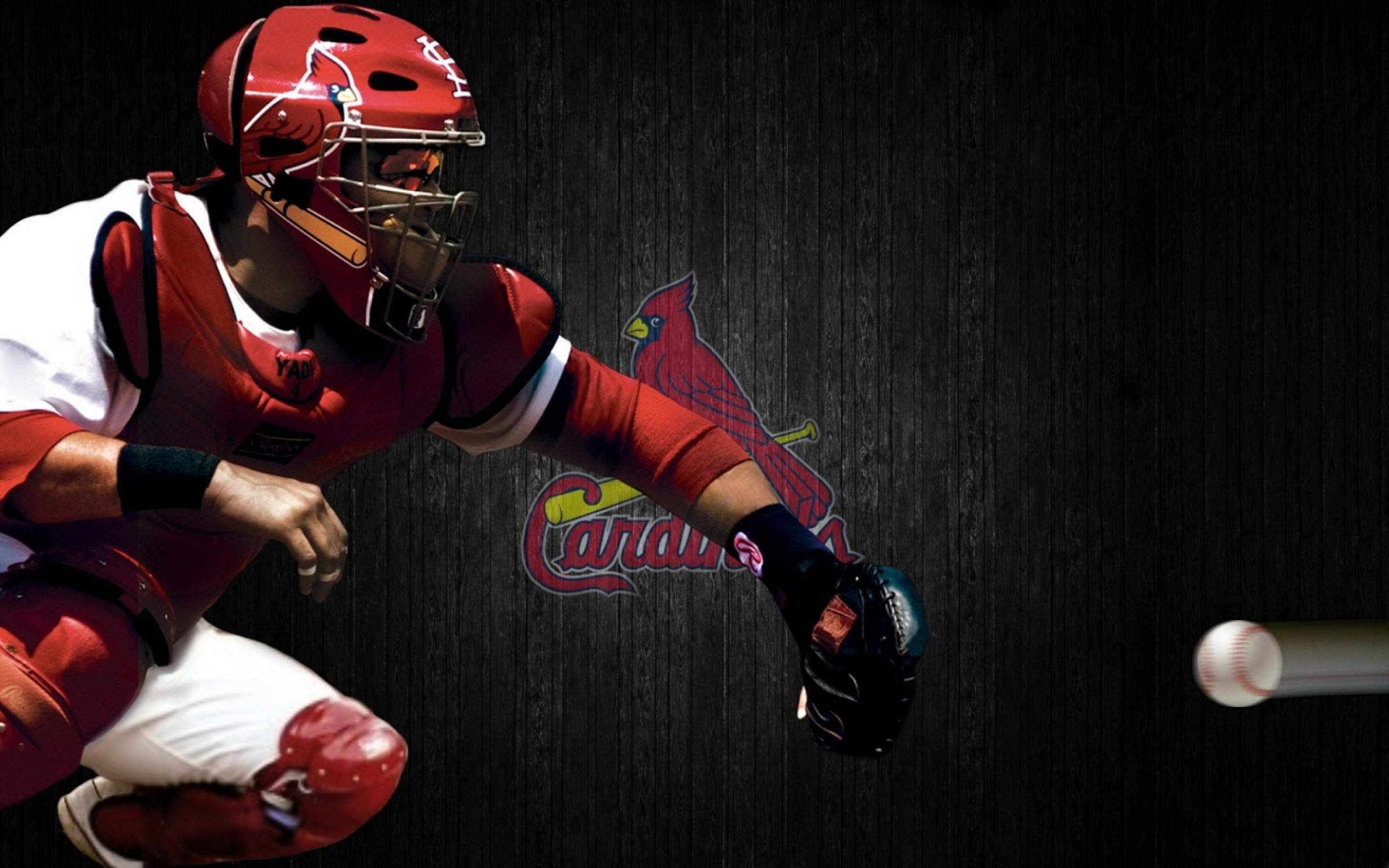 Res: 2400x1500, St Louis Cardinals Wallpapers HD.