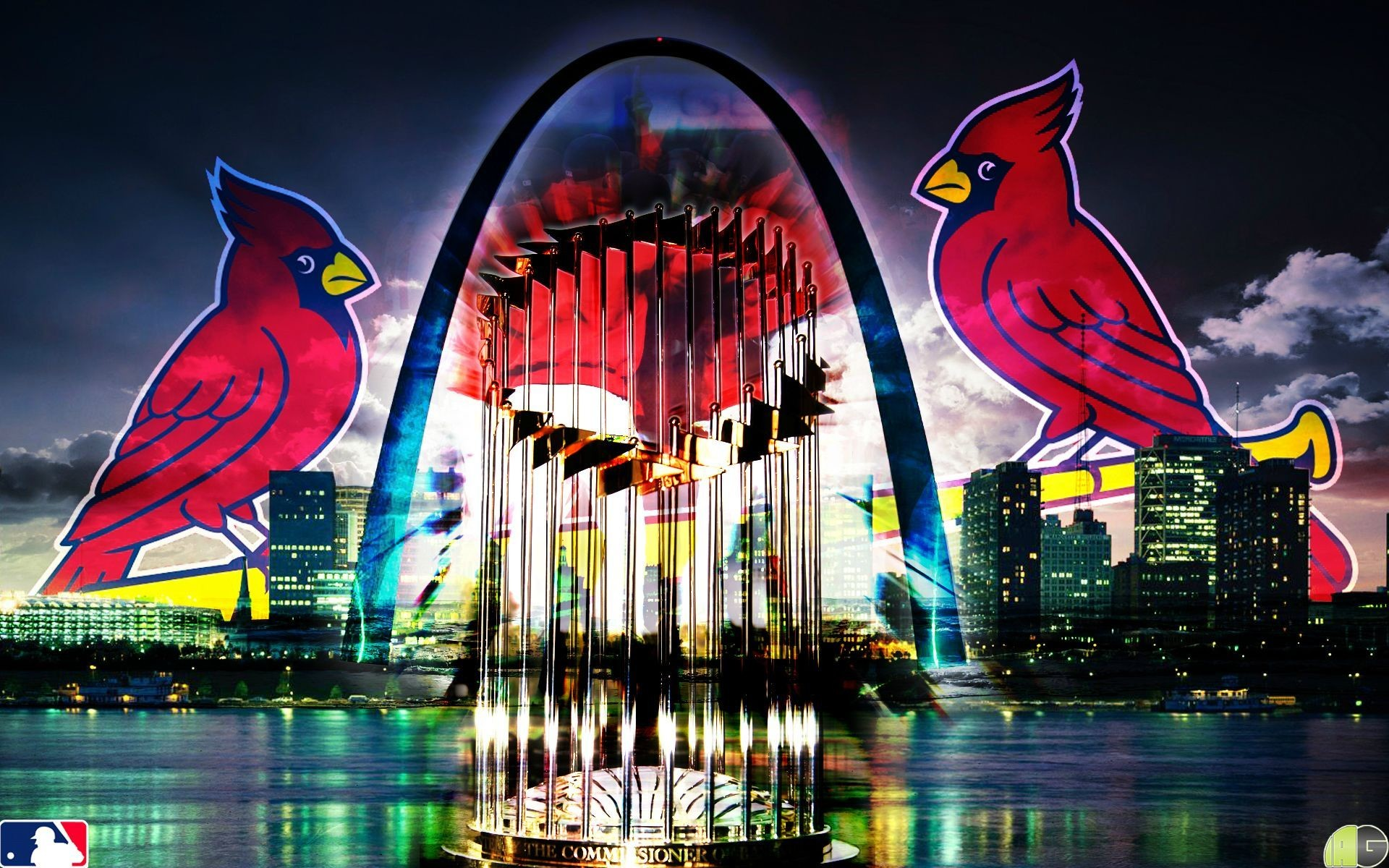 Res: 1920x1200, St. Louis Cardinals Wallpapers