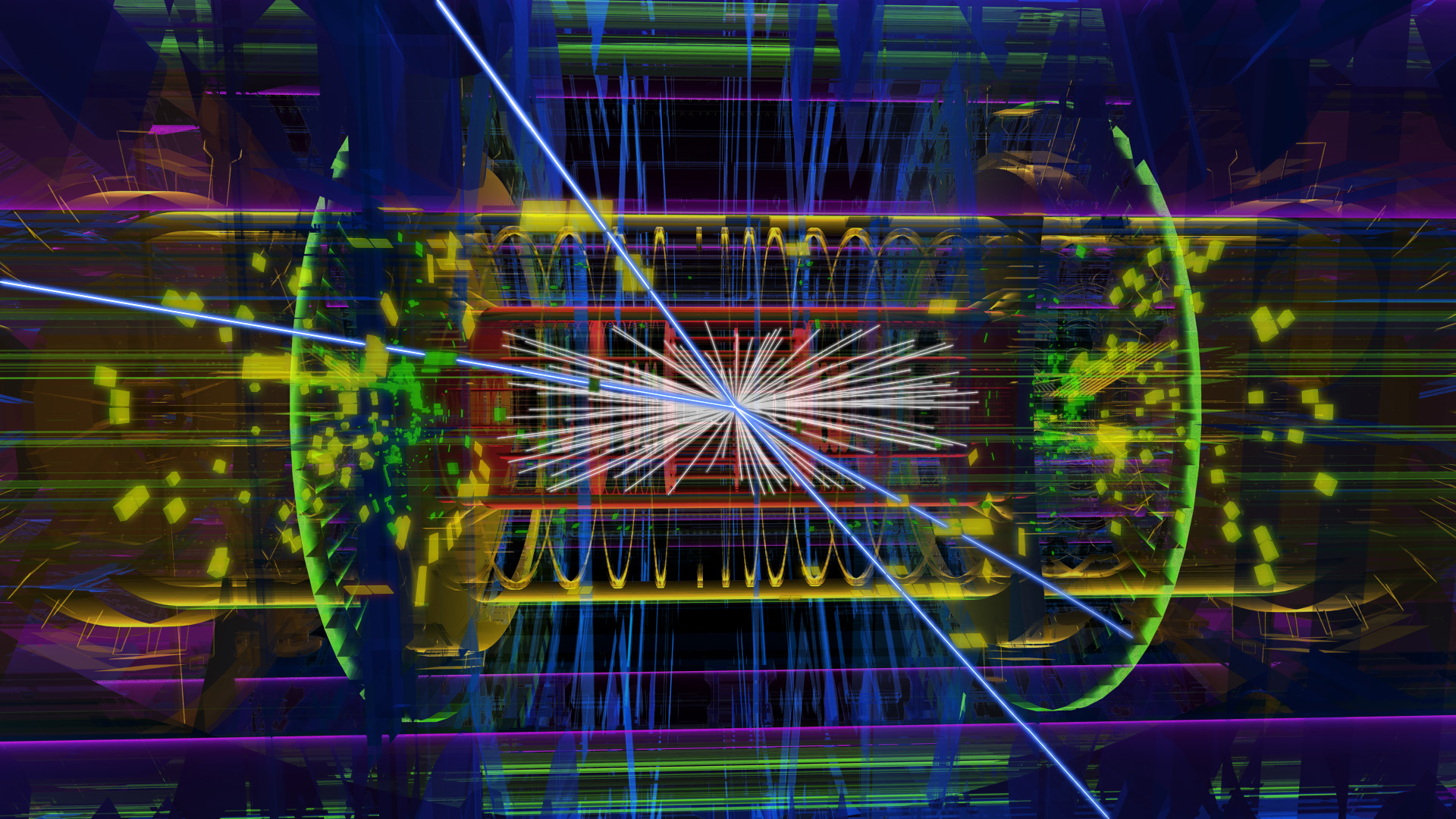 Res: 1920x1080, Elementary Particles