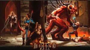 Diablo 2 wallpapers