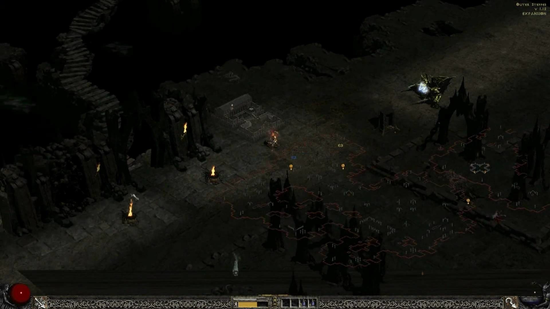 Res: 1920x1080, Diablo II HD Wallpapers 11 - 1920 X 1080