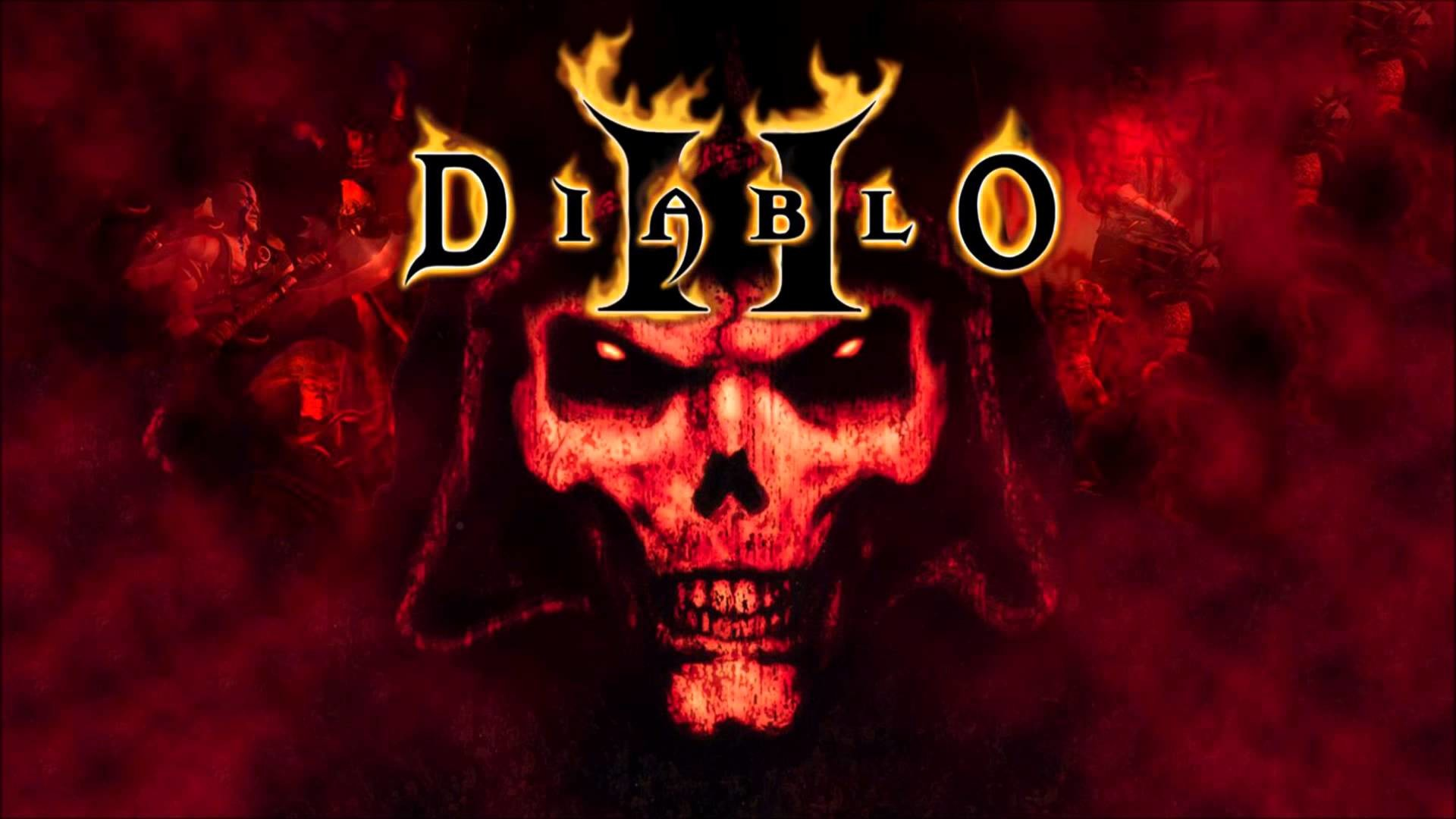 Res: 1920x1080, Diablo II HD Wallpapers 15 - 1920 X 1080