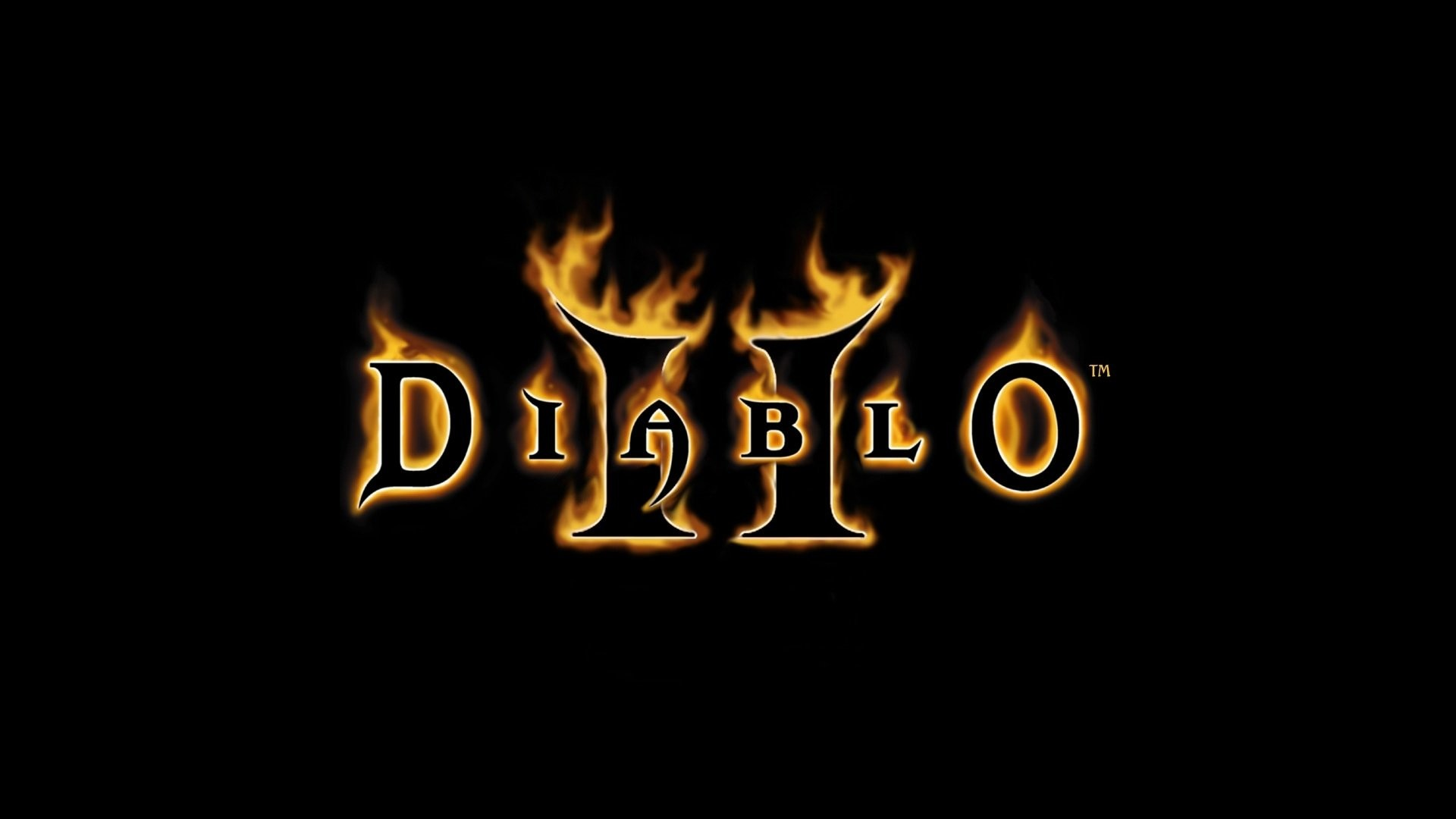 Res: 1920x1080, Computerspiele - Diablo II Wallpaper