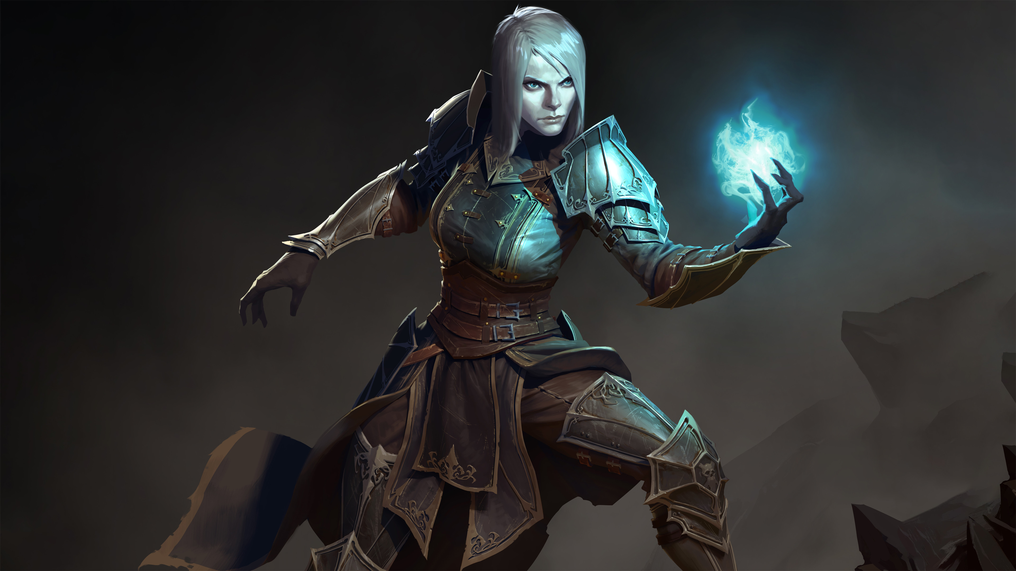 Res: 3840x2160, Download Wallpaper · DiabloNecromancer
