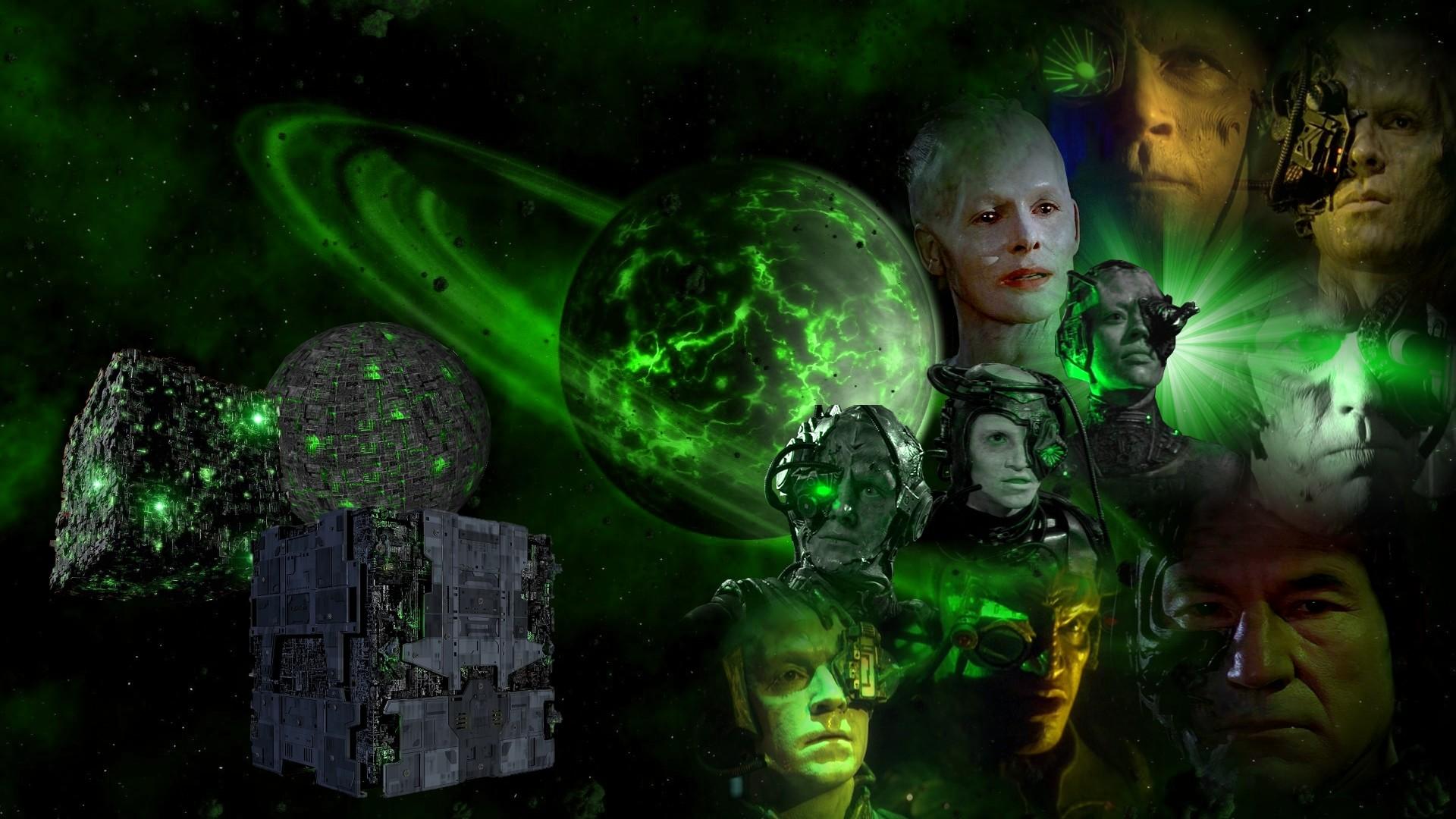 Res: 1920x1080, Borg Wallpaper by LordRadim Borg Wallpaper by LordRadim
