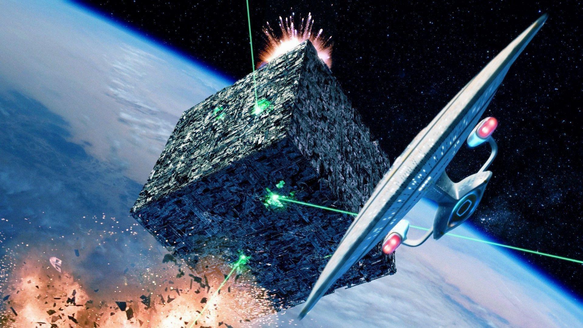 Res: 1920x1080,  wallpaper.wiki-Free-Borg-Star-Trek-Image-PIC