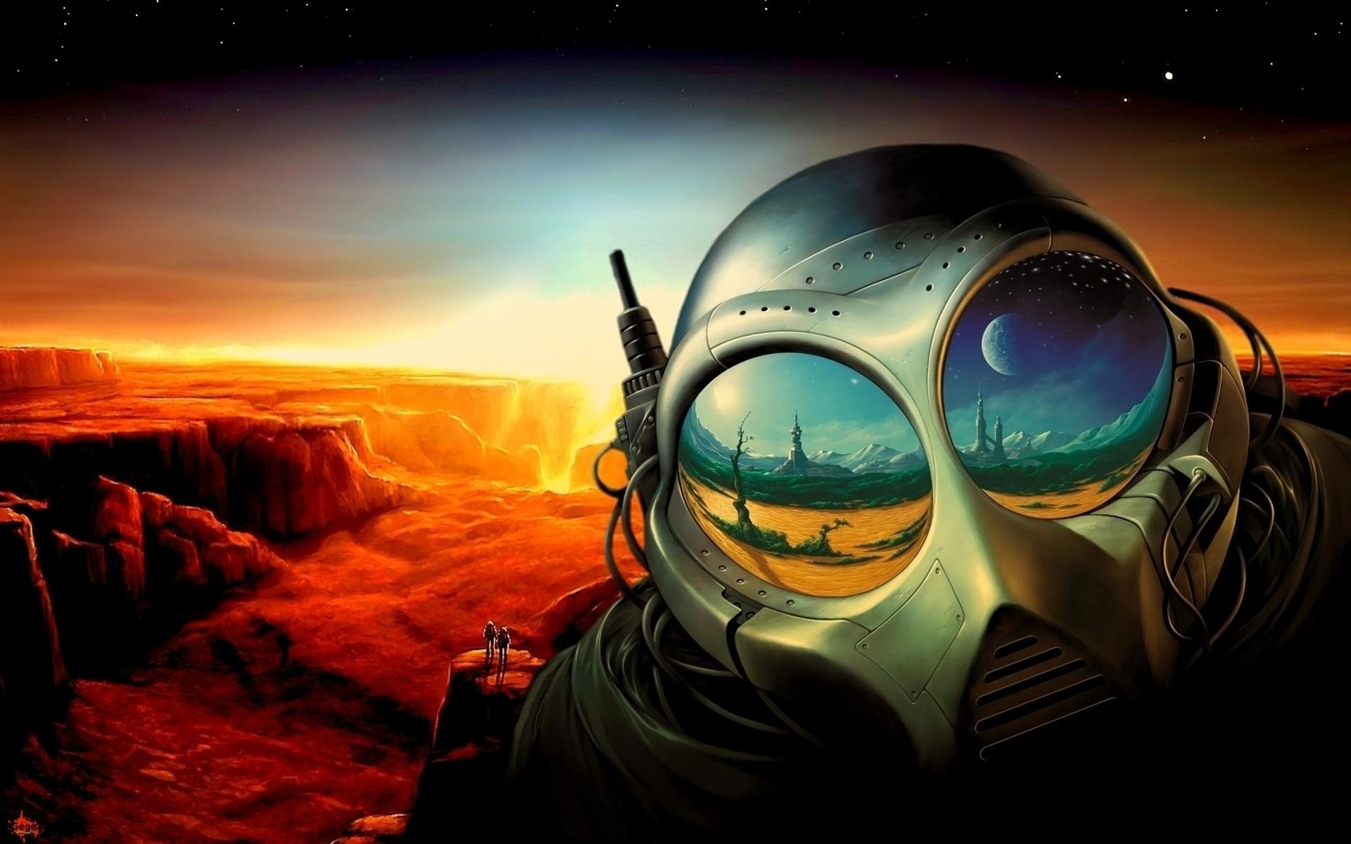 Res: 1920x1200, Science-Fiction - Alien Wallpaper