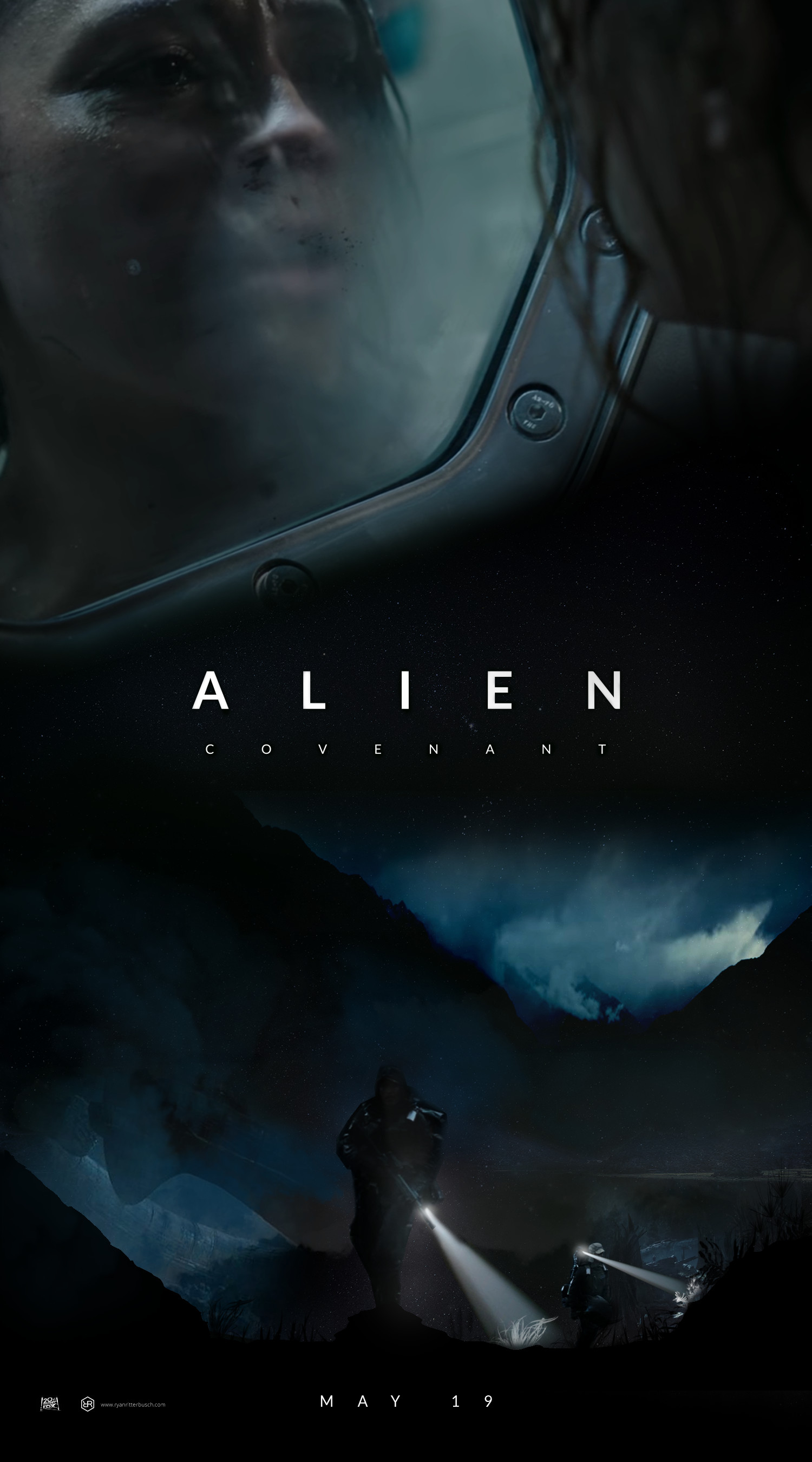 Res: 1500x2700, Alien: Covenant (2017) HD Wallpaper From Gallsource.com