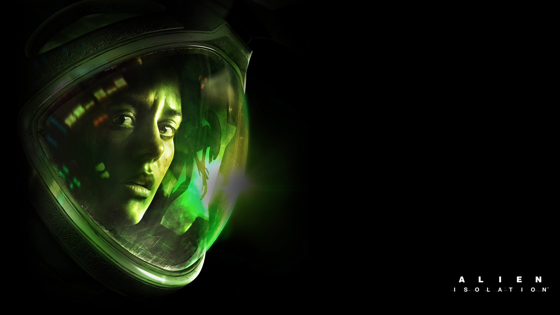 Res: 1920x1080, Alien Isolation Back Cover