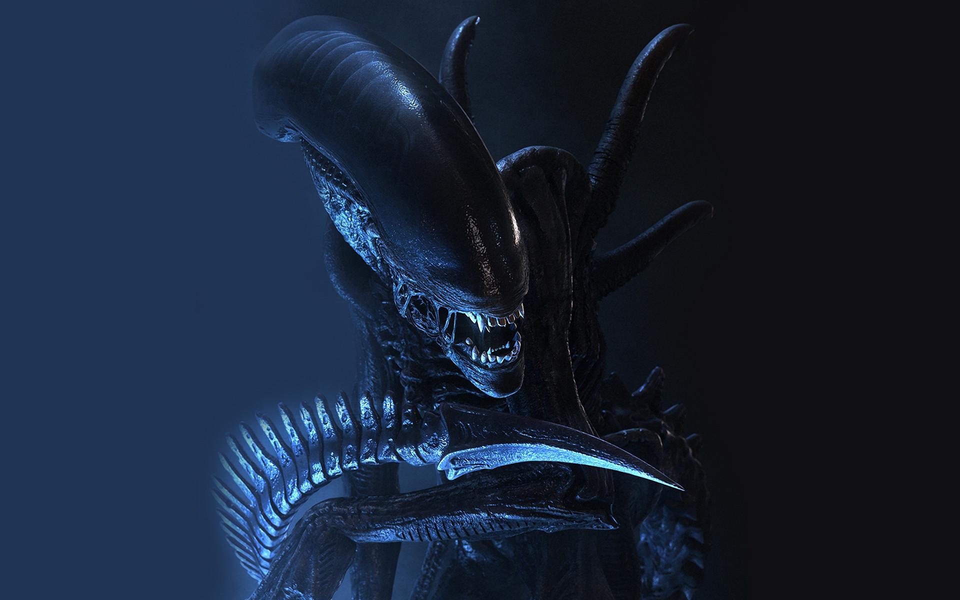 Res: 1920x1200, Alien