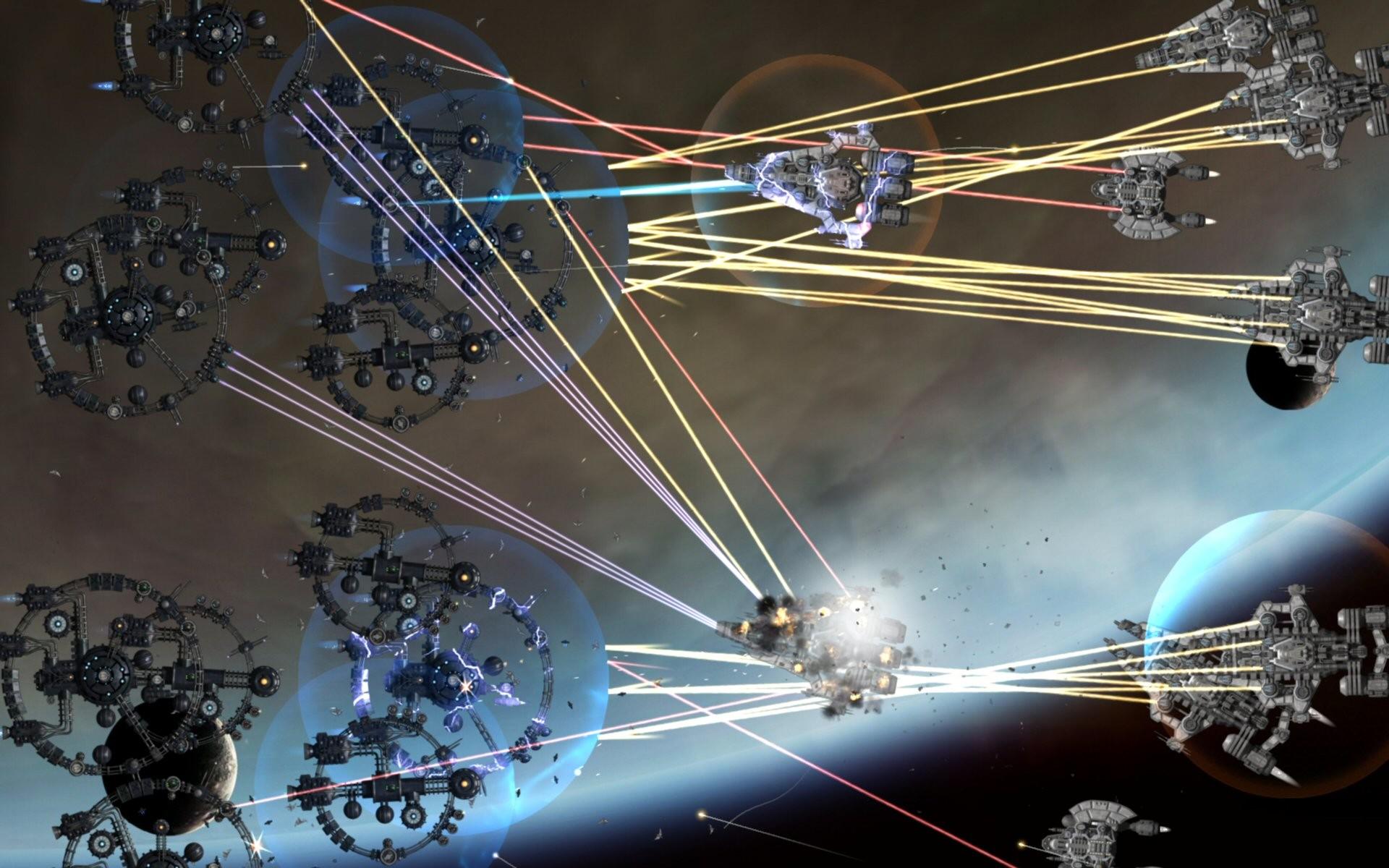 Res: 1920x1200, ... gratuitous space battle screenshot 6