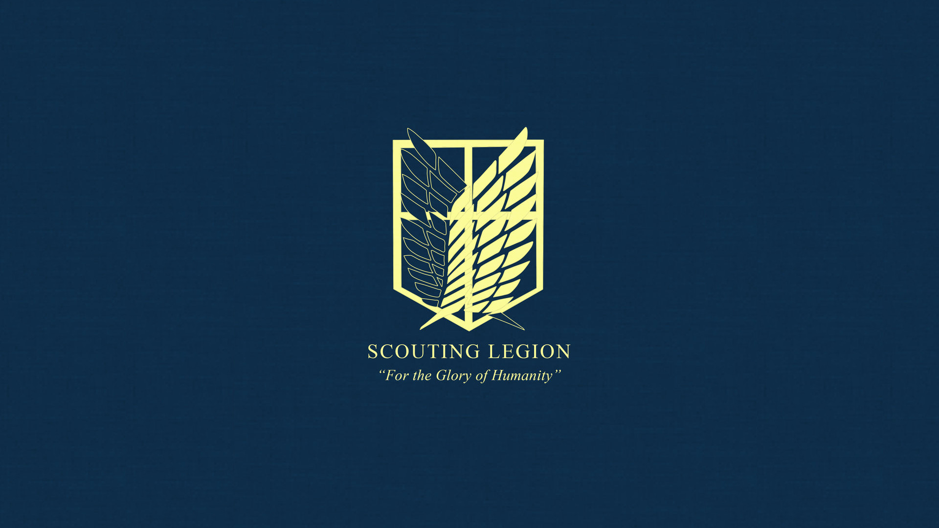 Res: 1920x1080, ... Attack on Titan: Scouting Legion Wallpaper by Imxset21