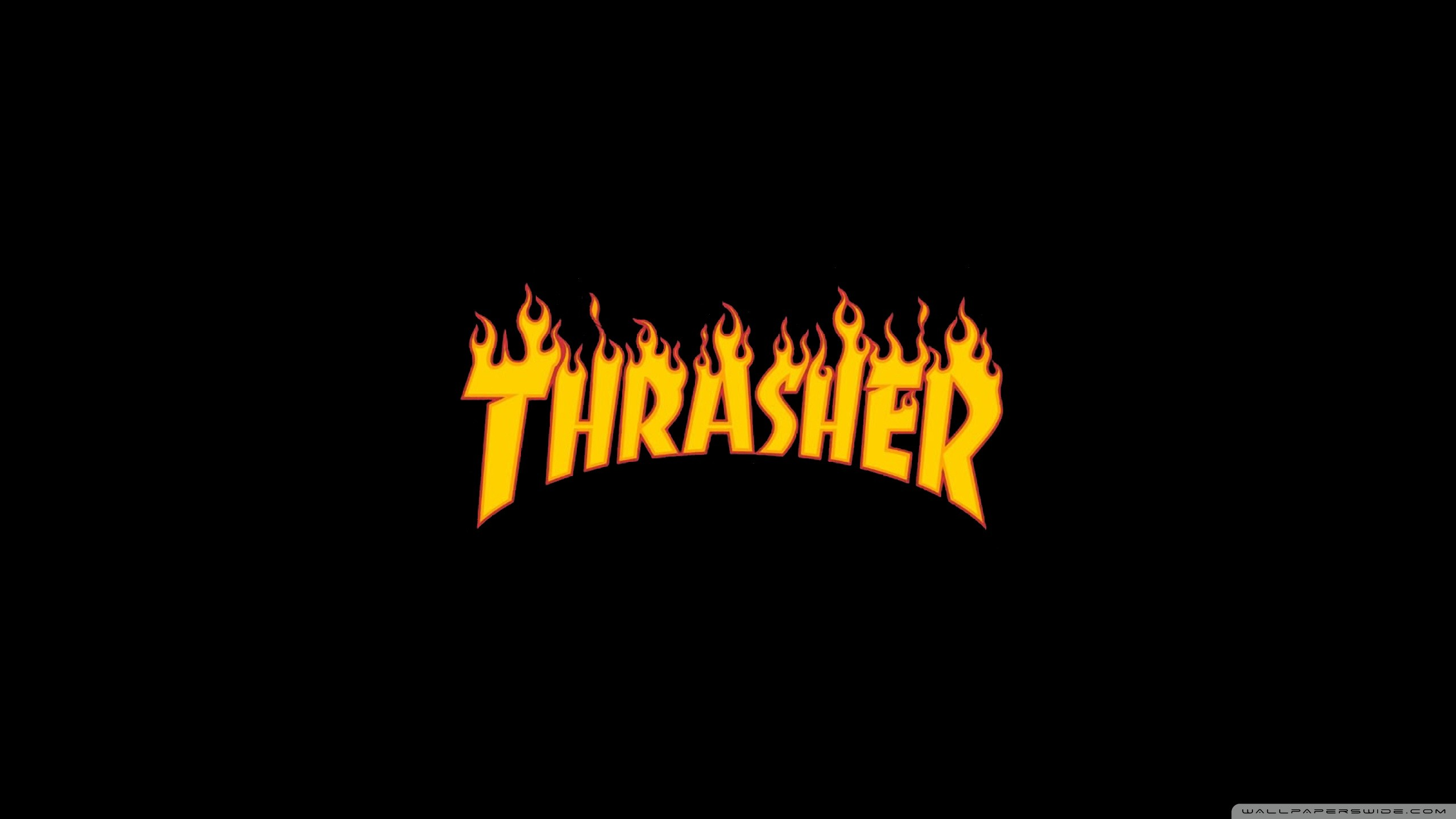 Res: 2560x1440, HD Thrasher Wallpaper, View: 230275657 HD Thrasher Wallpaper, M.F.  Wallpapers