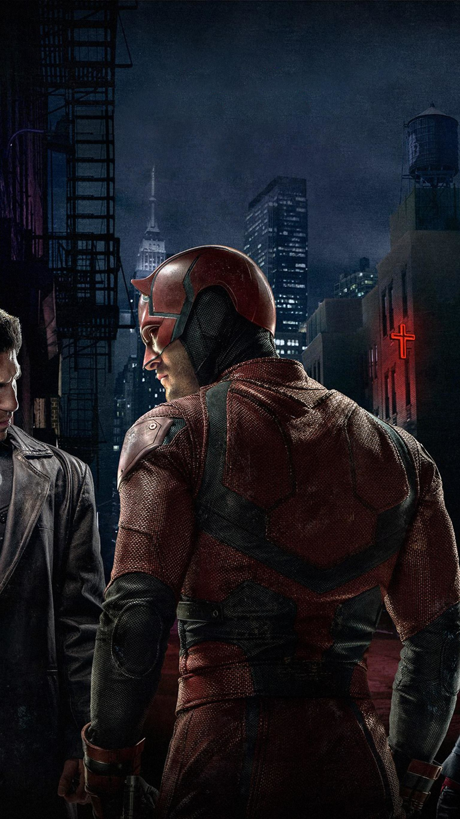 "Res: 1536x2732, Wallpaper for ""Marvel's Daredevil"" ..."