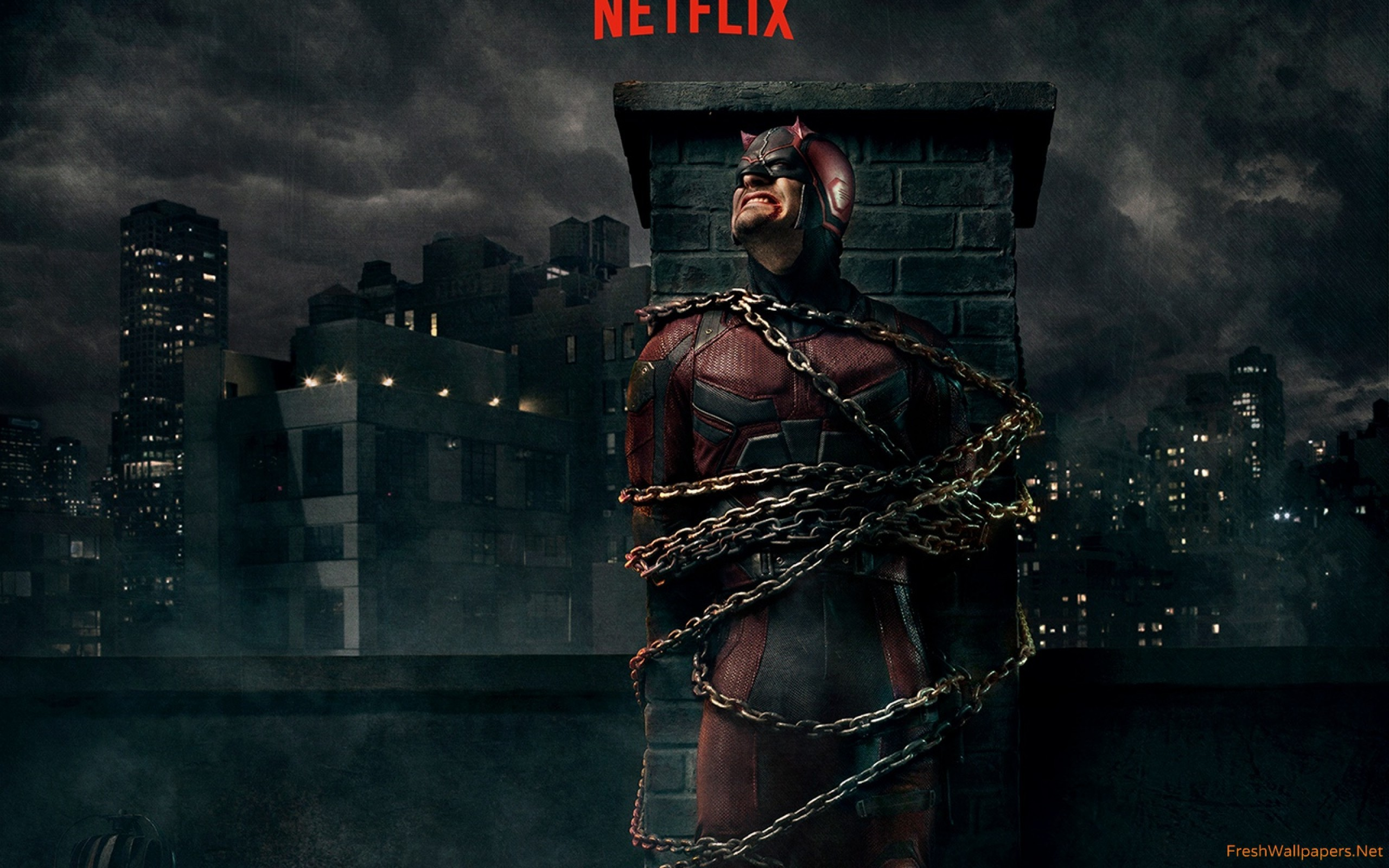 Res: 2560x1600, Daredevil Season 2 wallpaper