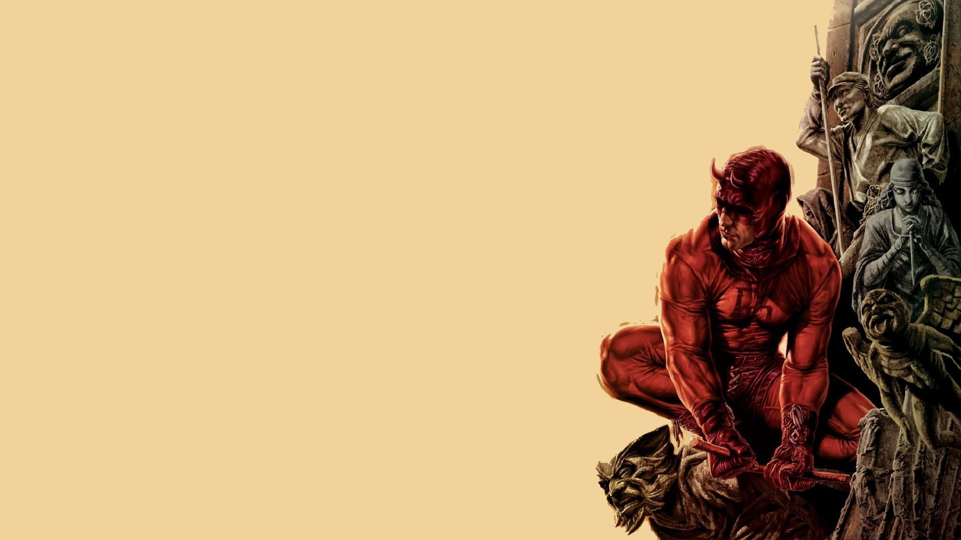 Res: 1920x1080, Daredevil Wallpapers Wide
