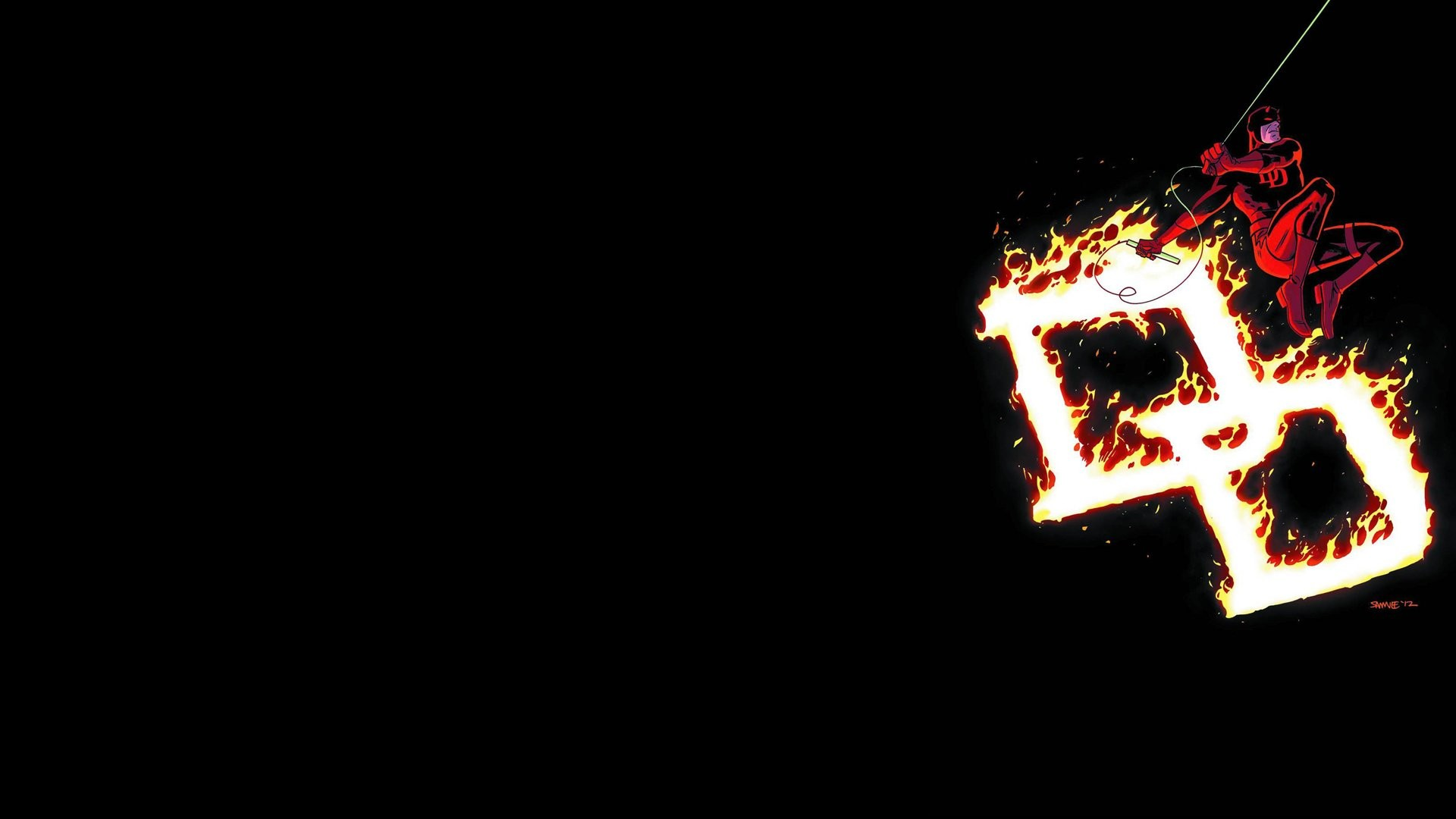 Res: 1920x1080, HD Wallpaper | Background Image ID:470228.  Comics Daredevil