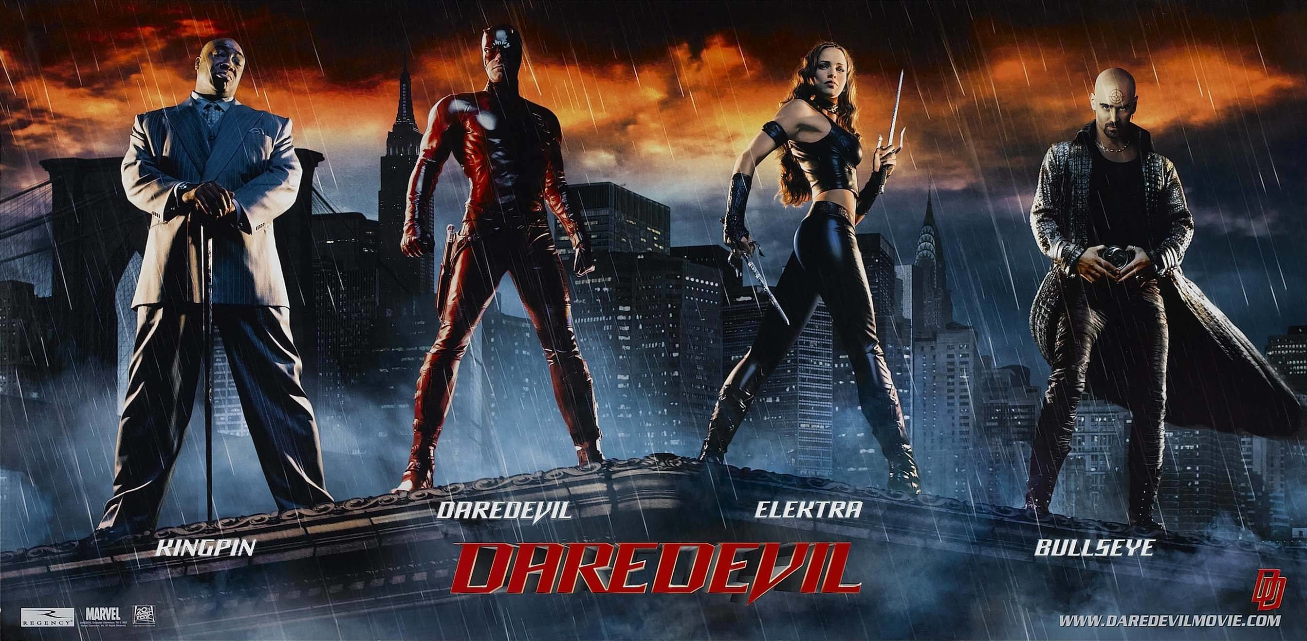 Res: 2685x1318, Daredevil Movie Wallpapers Widescreen