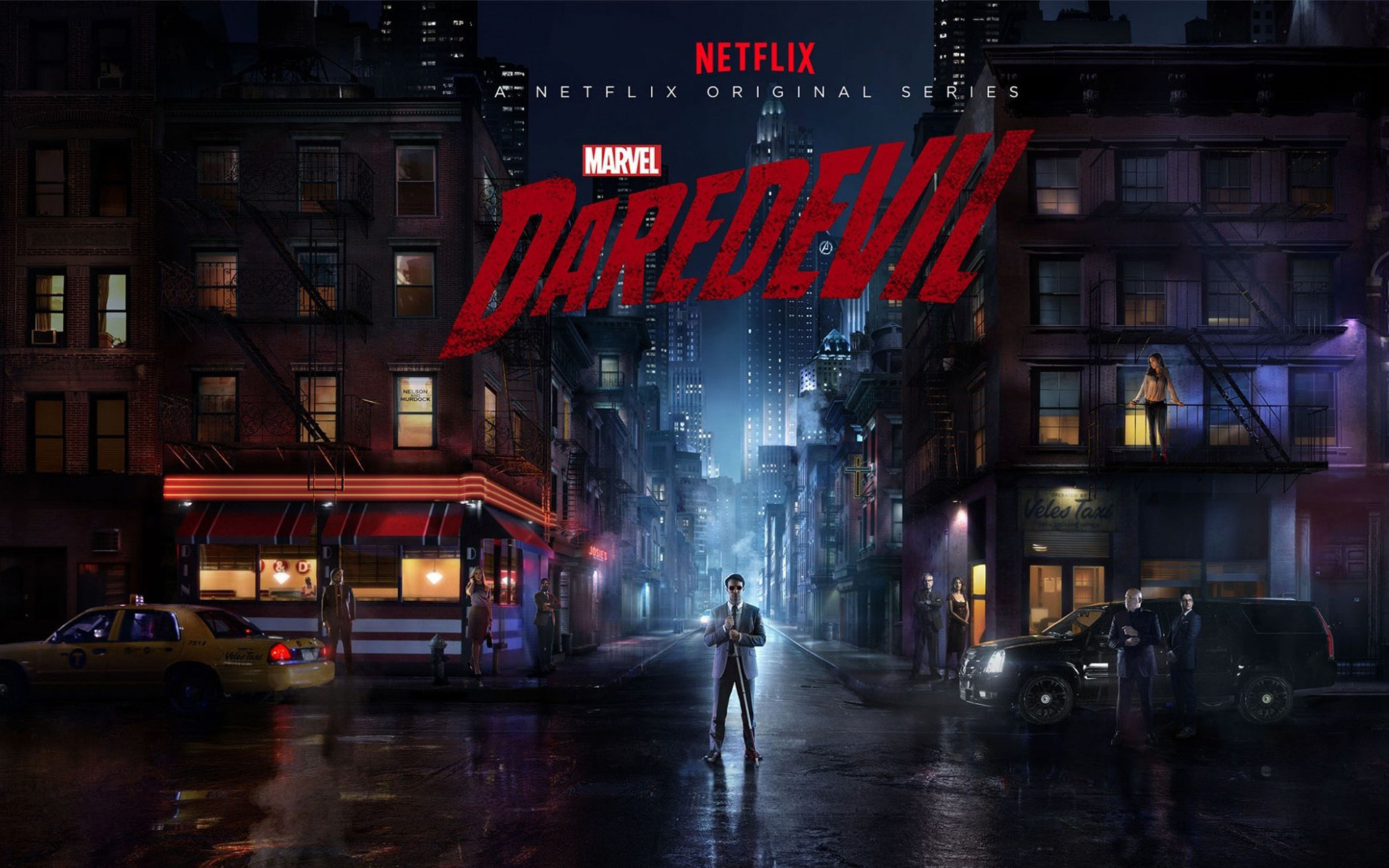Res: 1920x1200, Daredevil Wallpaper Mobile