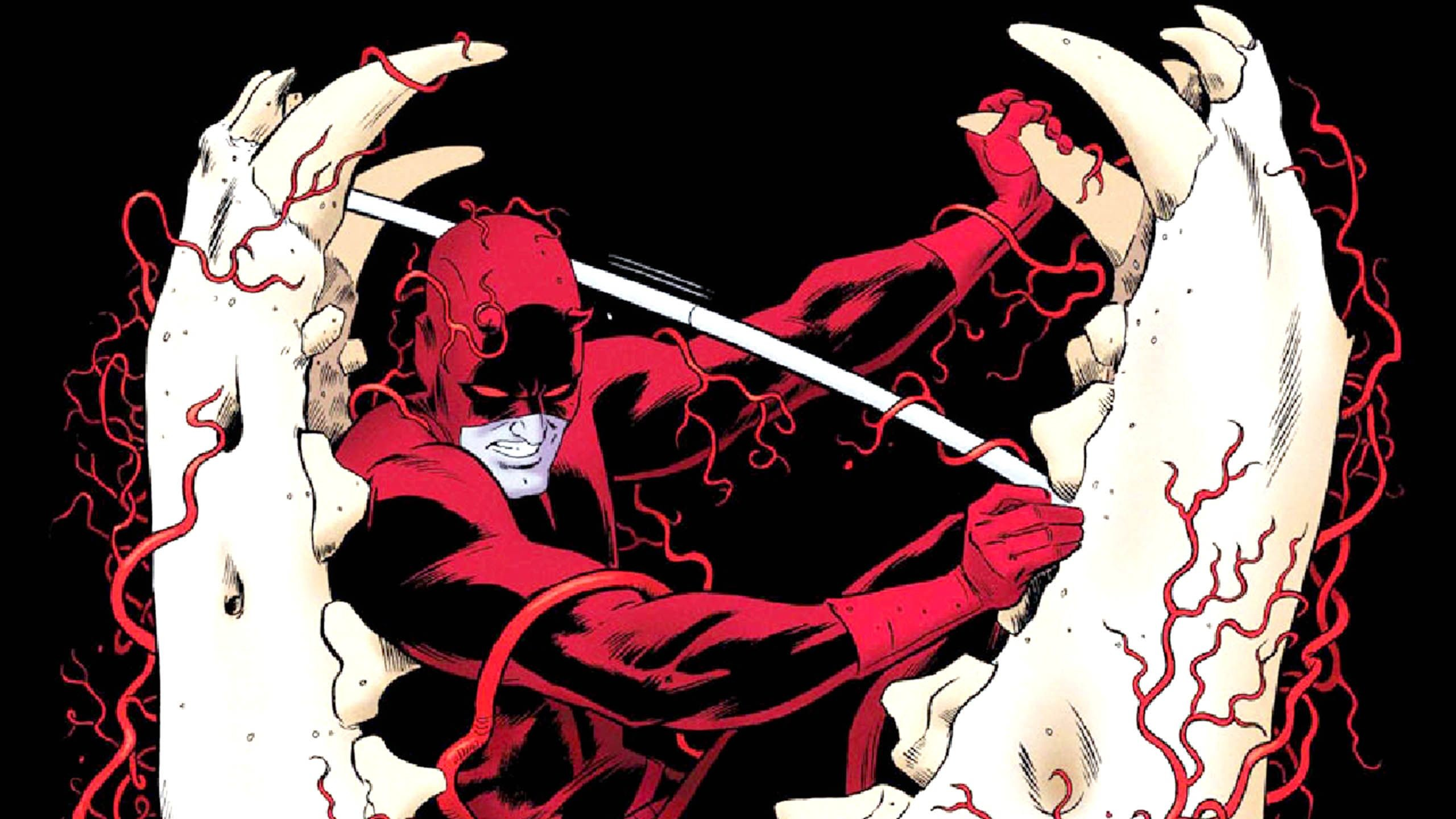 Res: 2560x1440, daredevil vs punisher - http://1080wallpaper.net/daredevil-vs-