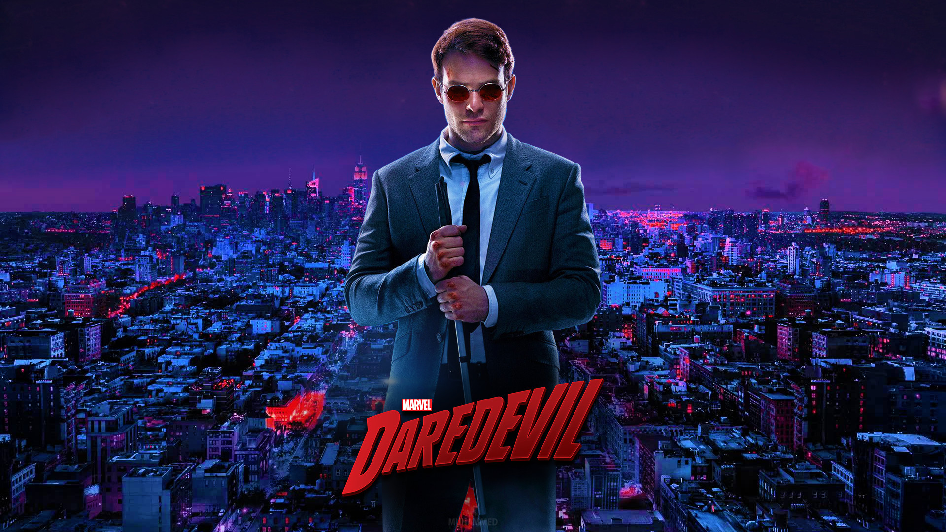 Res: 1920x1080, Daredevil Wallpaper Wide