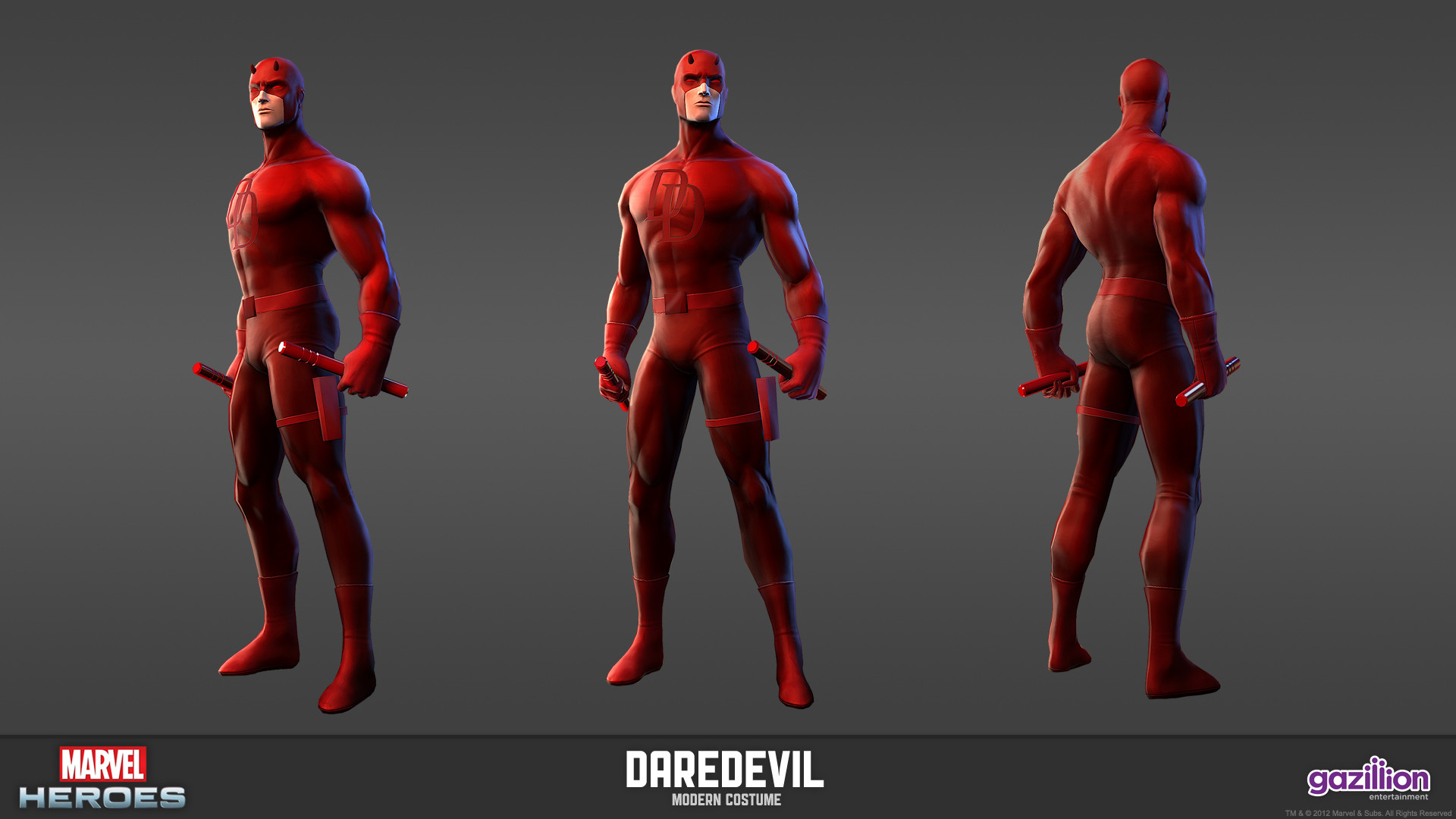 Res: 1920x1080, Daredevil Modern Model.jpg