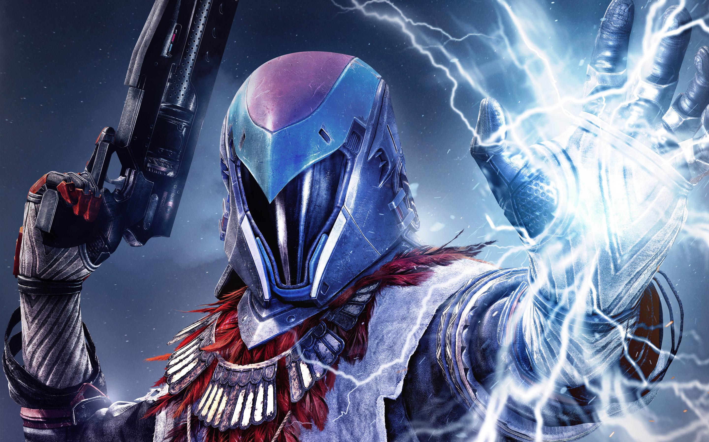 Res: 2880x1800, Destiny The Taken King Warlock