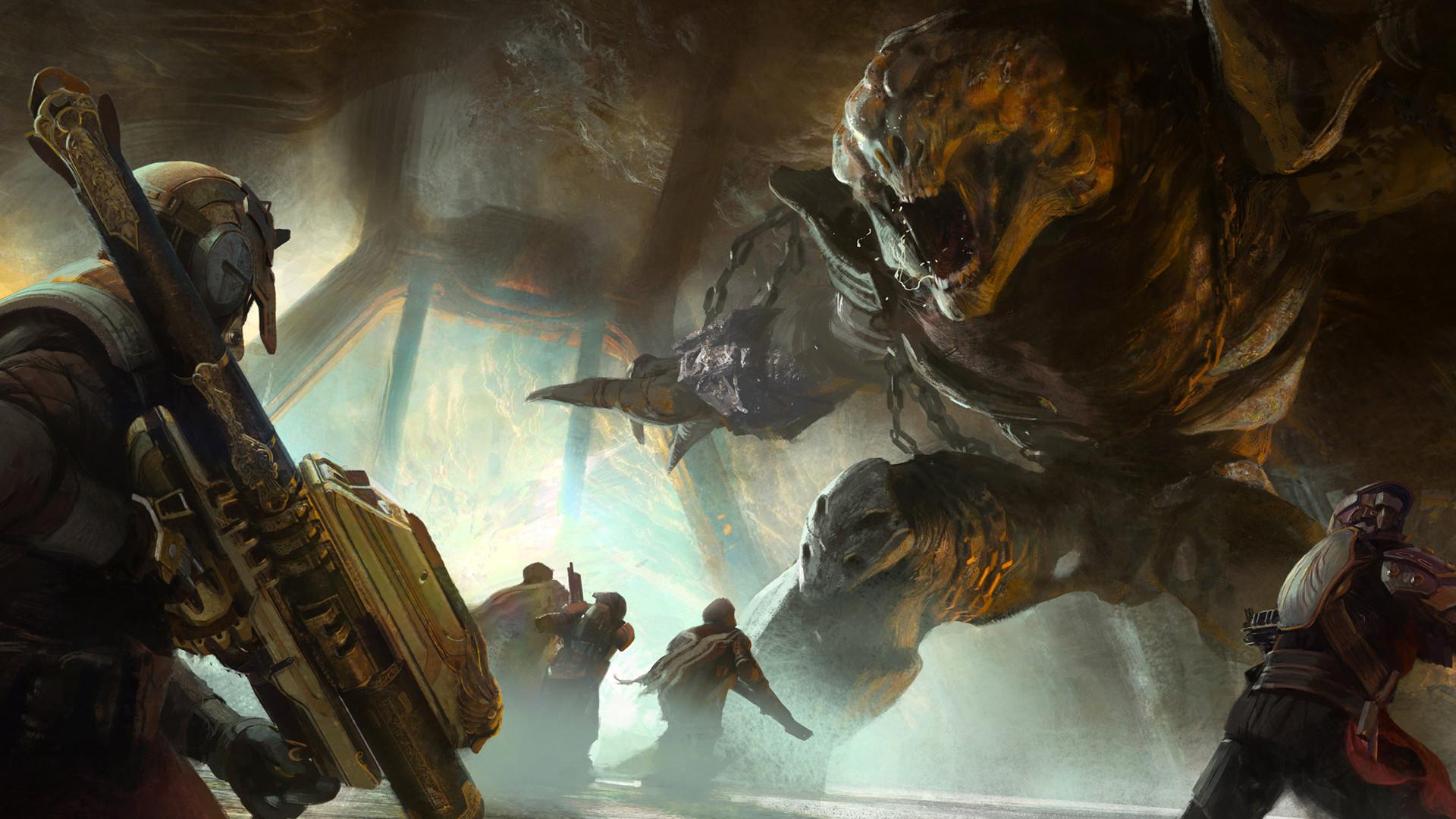 Res: 1920x1080, Hive Battle Destiny